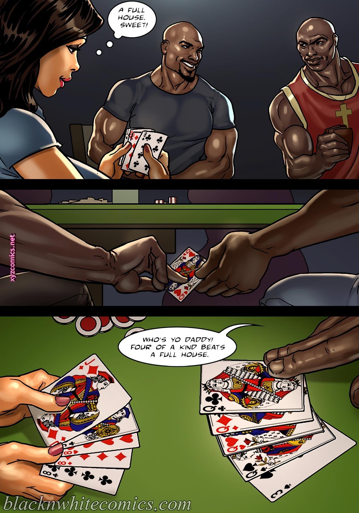 The Poker Game 2 [BlackNwhite] - Foto 13