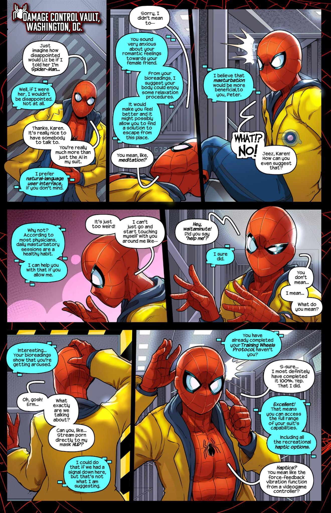 Haptics Protocol (Spider-Man) [Tracyscops] - Foto 3
