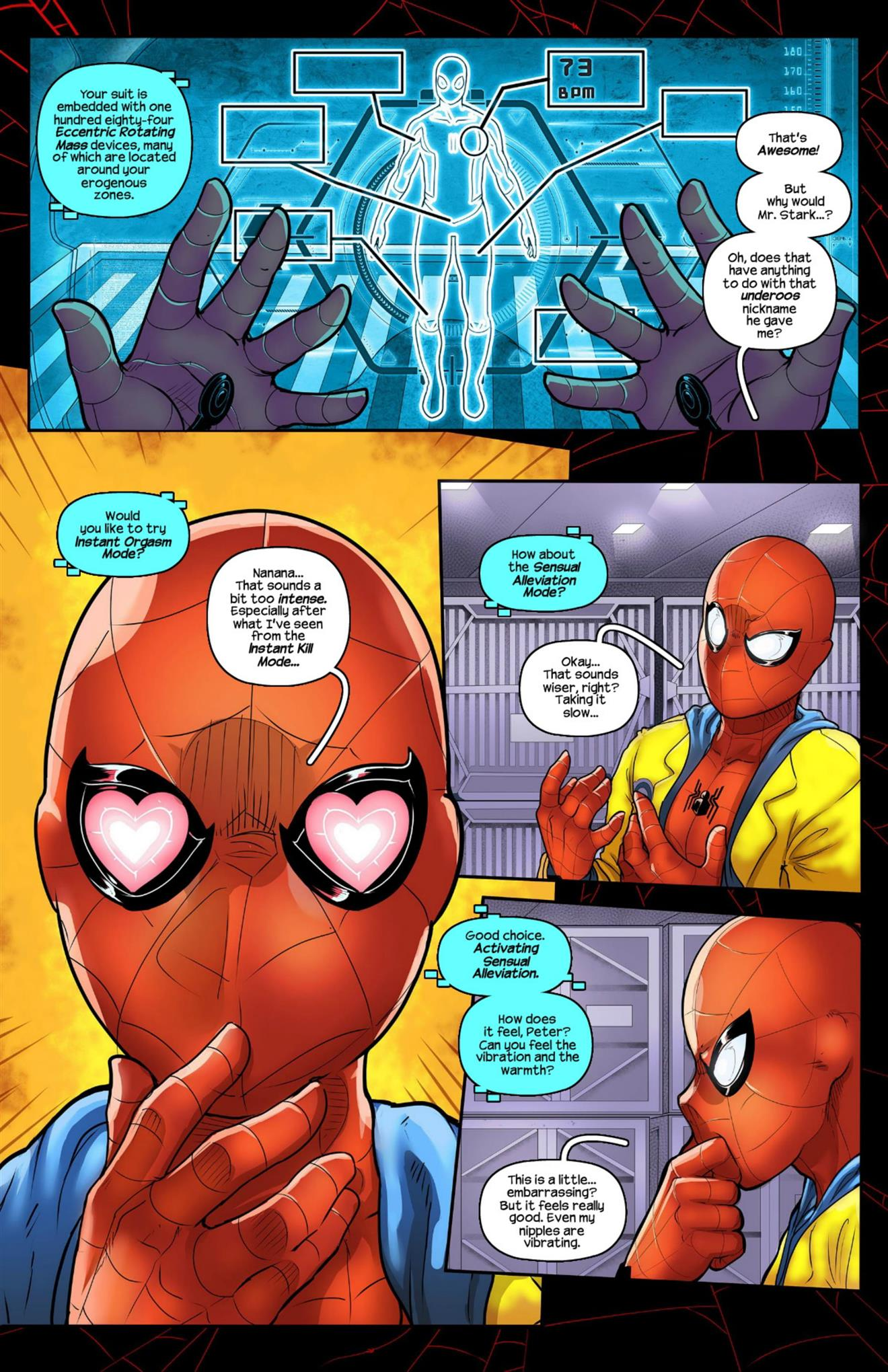Haptics Protocol (Spider-Man) [Tracyscops] - Foto 4