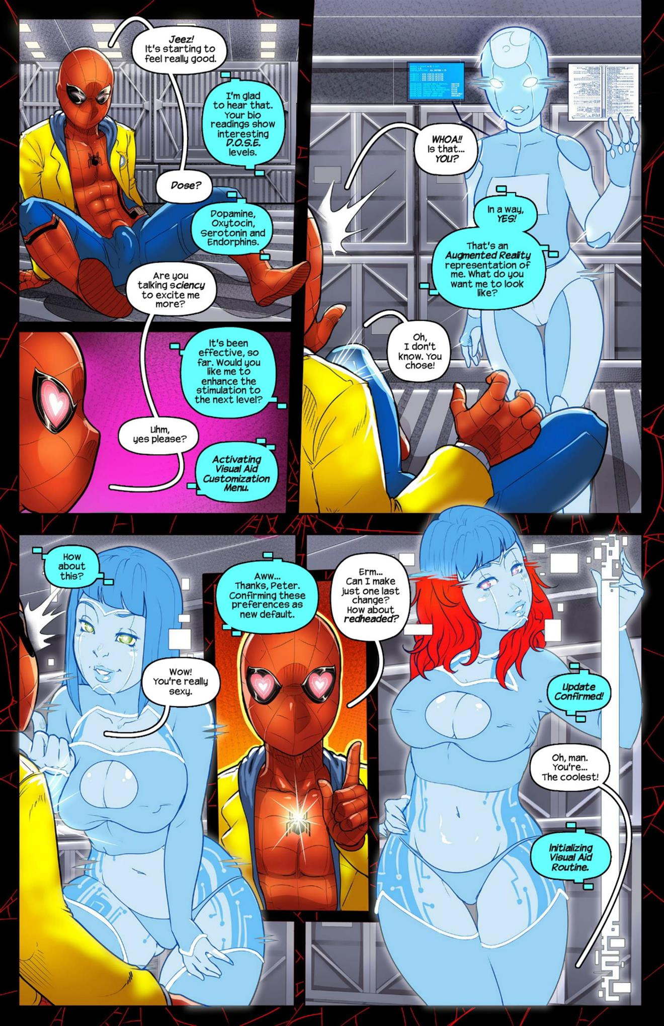 Haptics Protocol (Spider-Man) [Tracyscops] - Foto 5