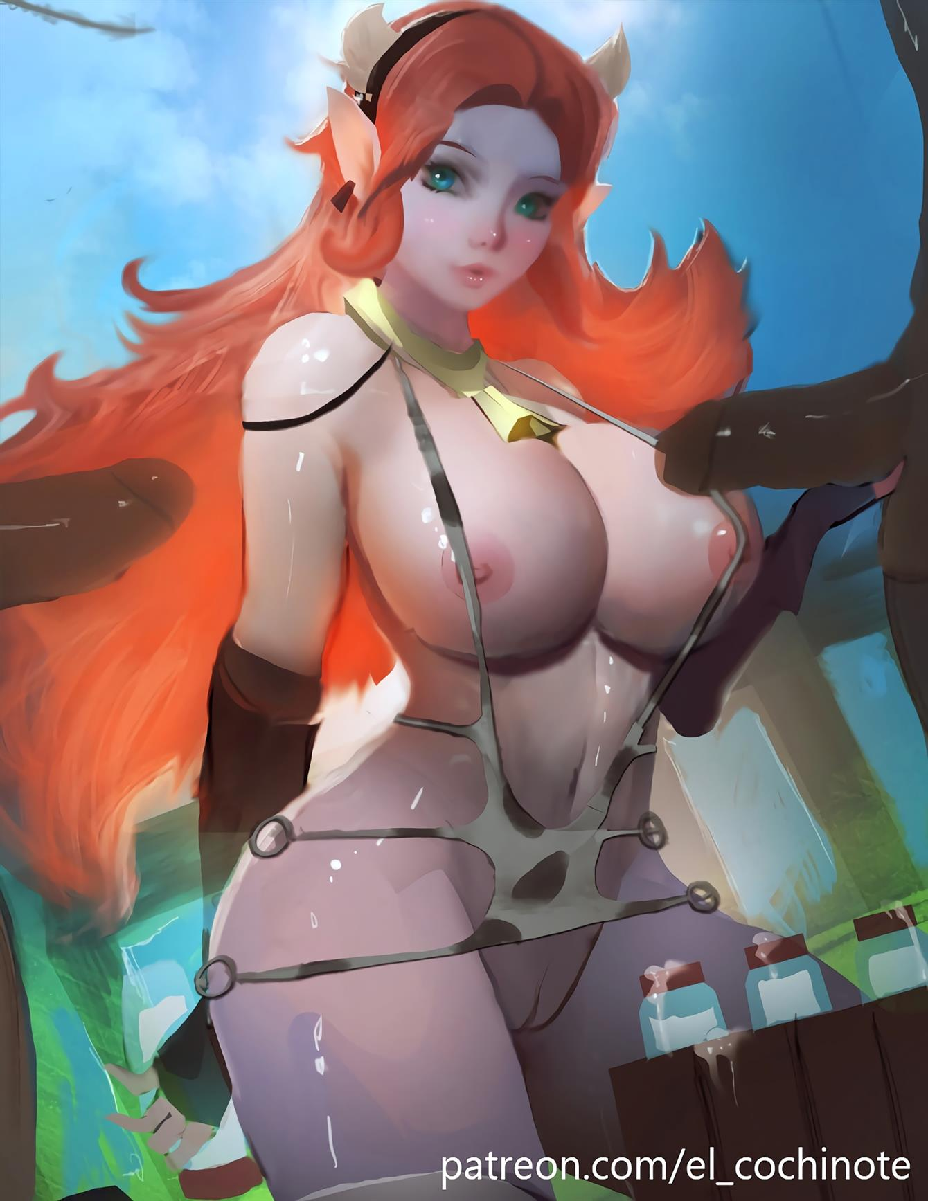 Cow Princess (Hyrule Warriors) - Foto 8