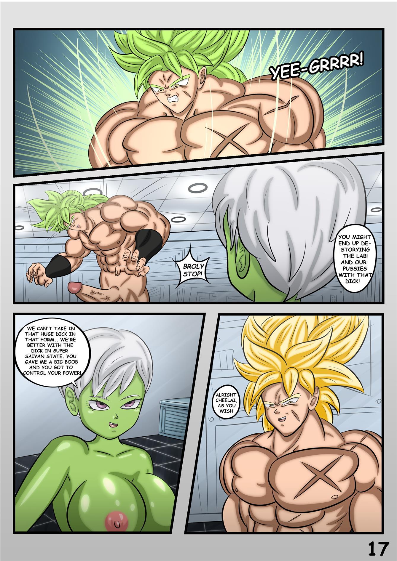 Cheelai's Desires (Dragon Ball Super) - Foto 18