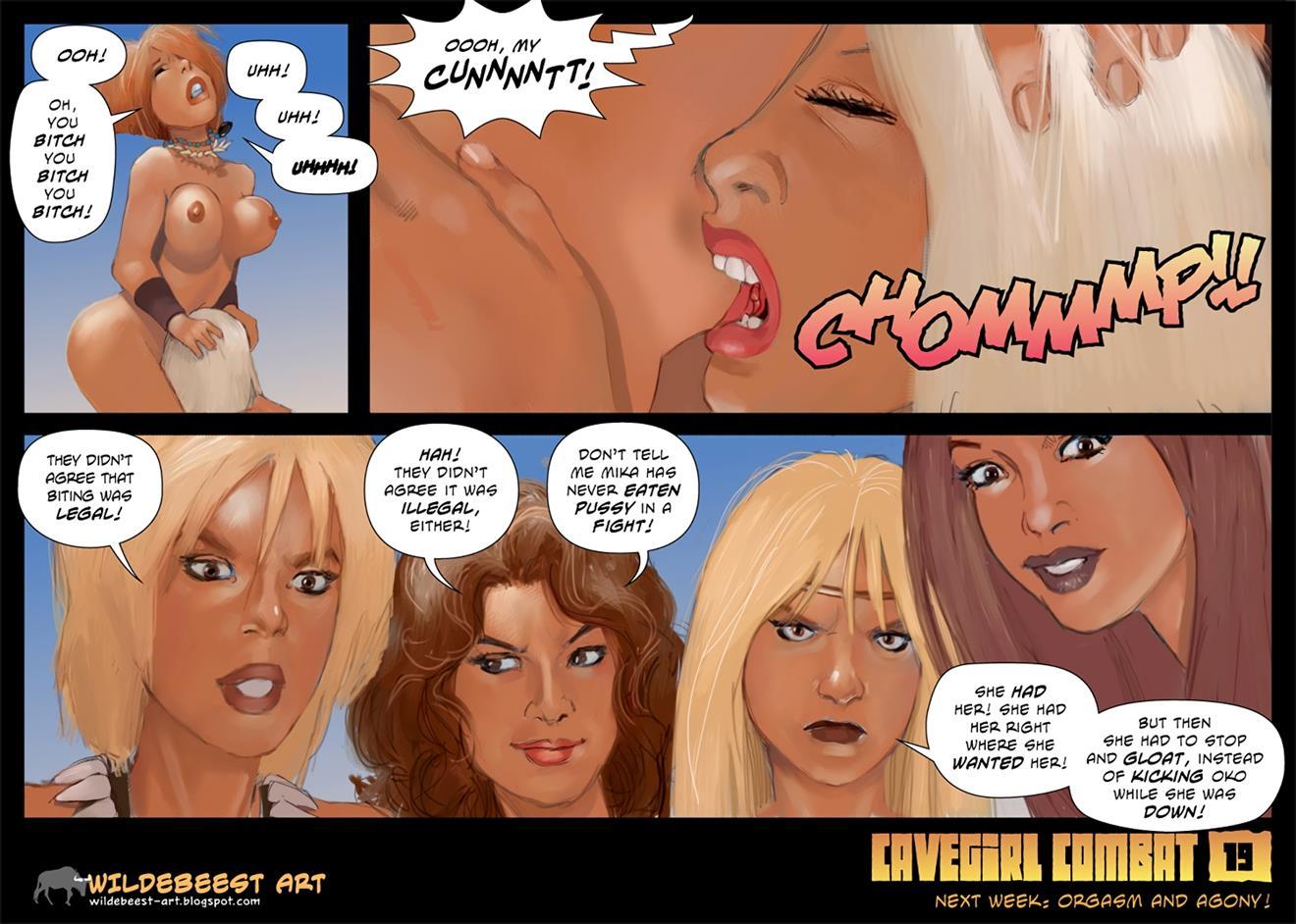 Cavegirl Combat [Wildebeest] - Foto 21