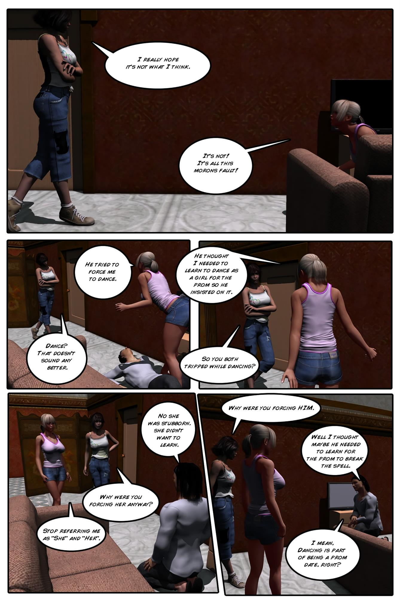 Daddy's Prom 3 [Infinity Sign] - Foto 23