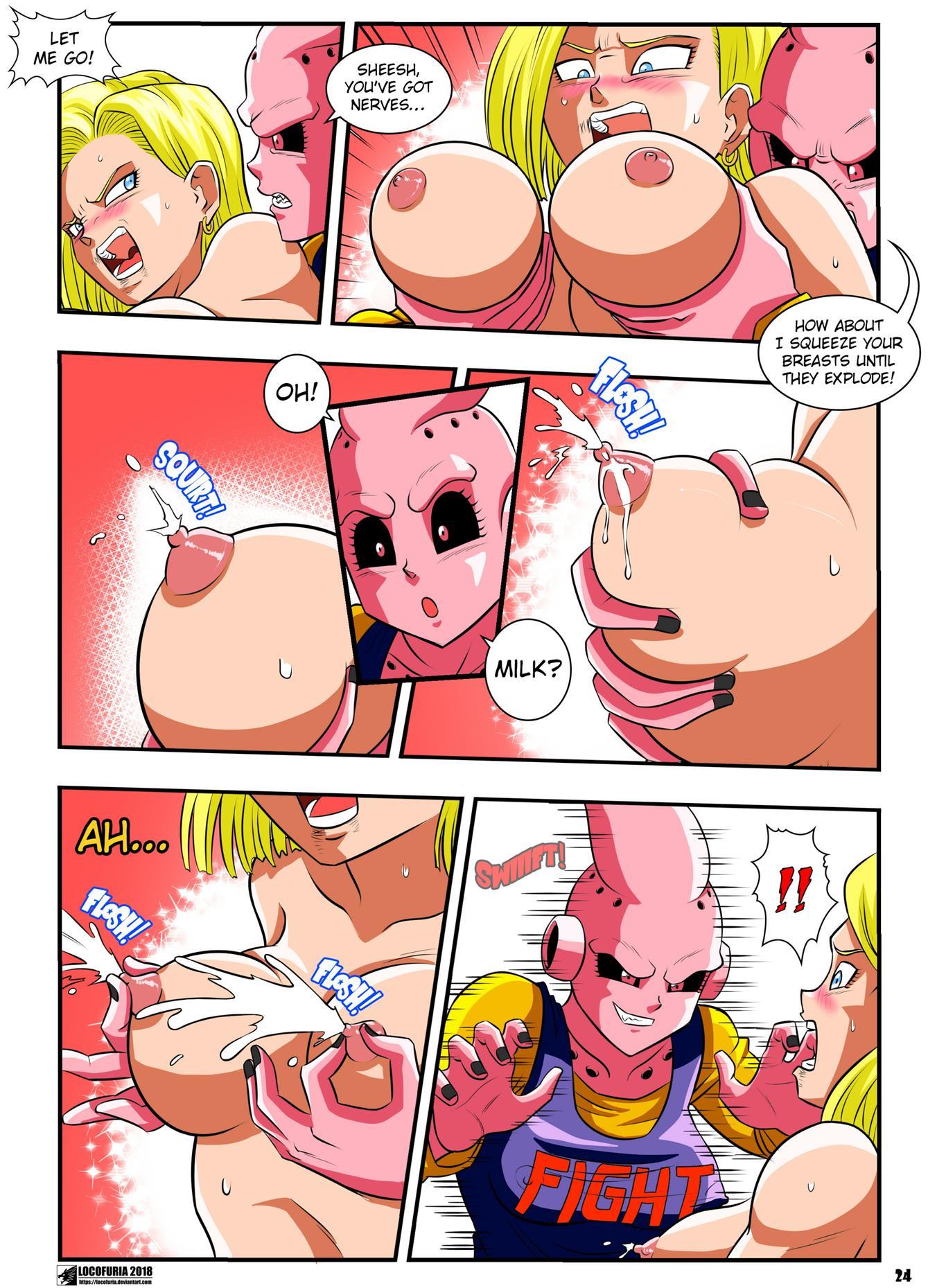 Buu's Bodies 3 (Dragon Ball Z) - Foto 26