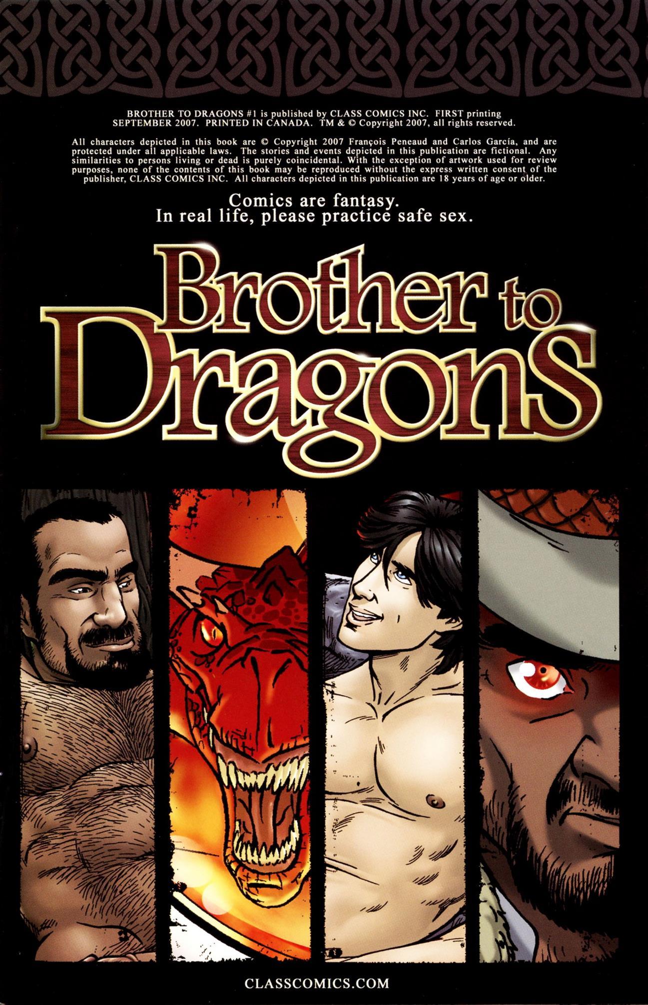 Brother to Dragons [Carlos Garcia] - Foto 27