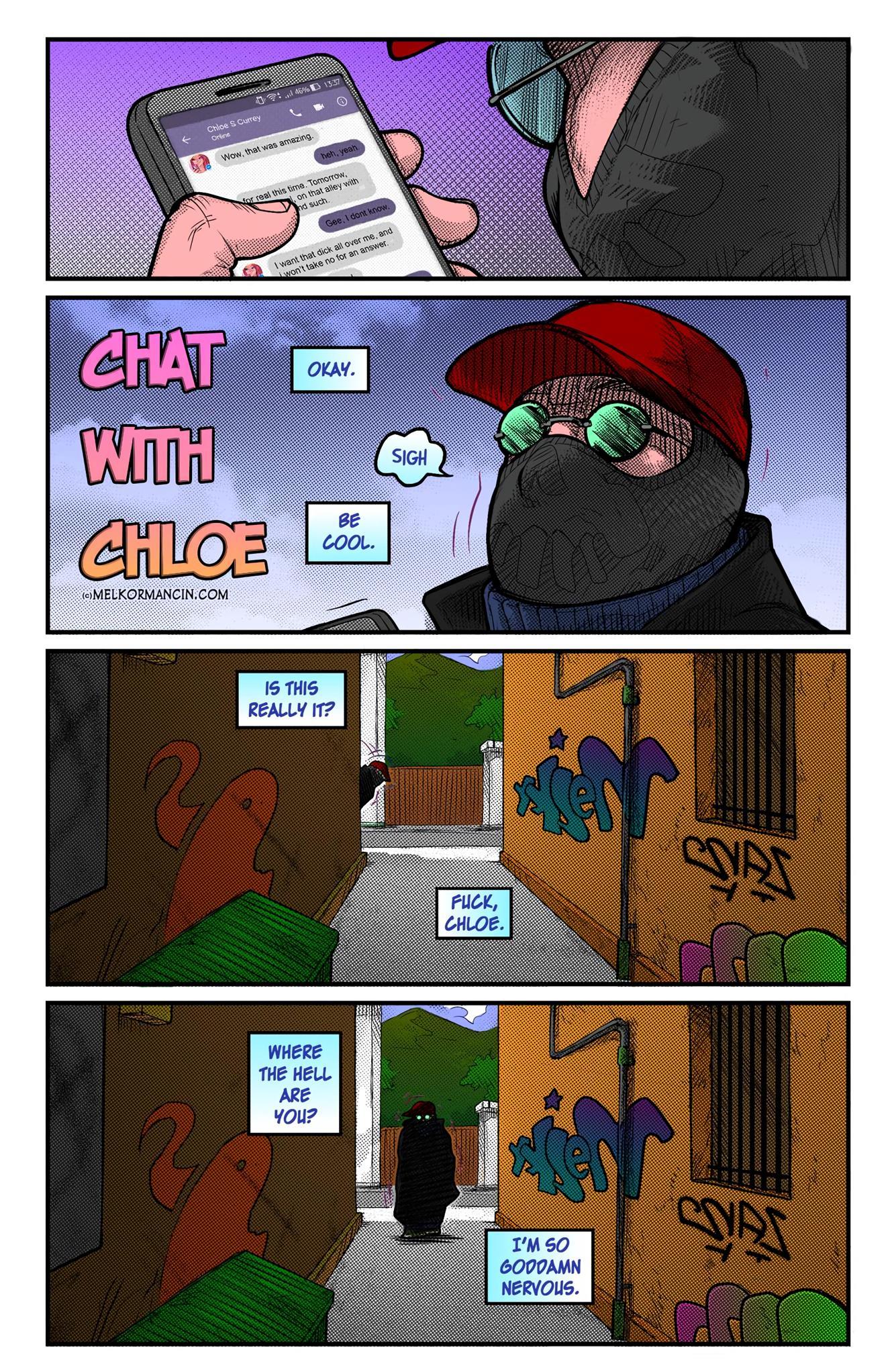 Chat with Chloe [Melkor Mancin] - Foto 27