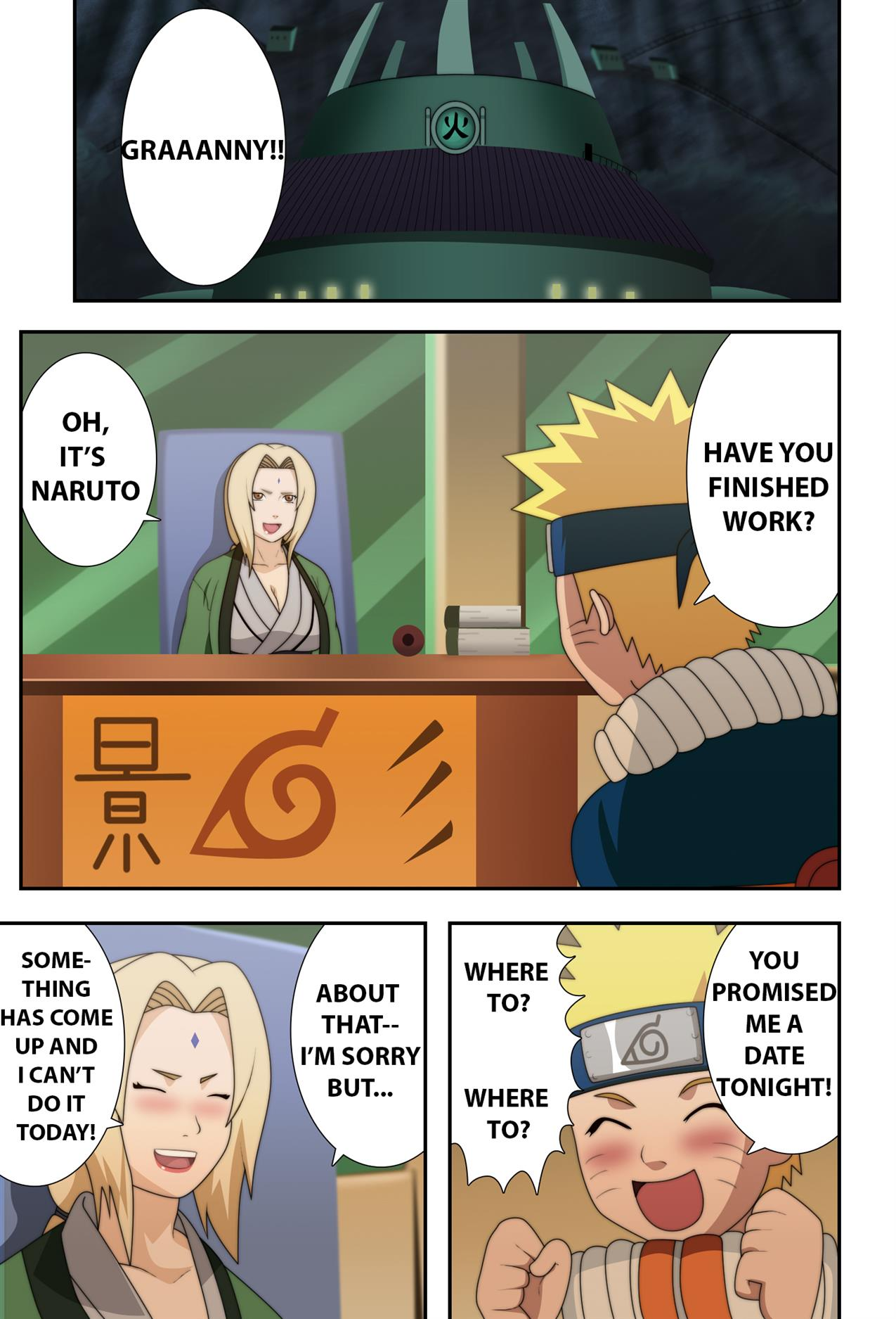 Big-Breast Ninja (Naruto) Naruhodo - Foto 3