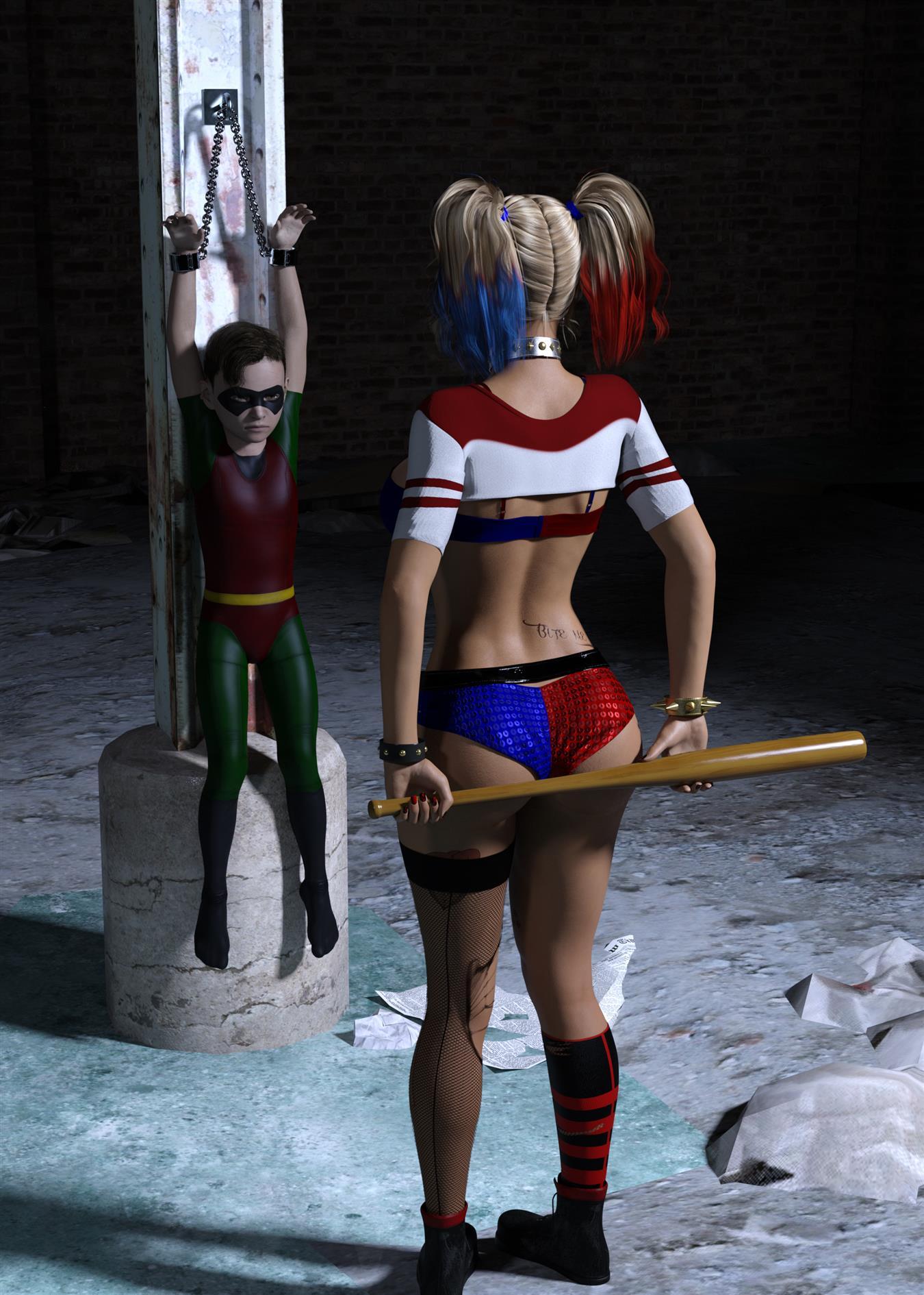 Mad Shota Love (Harley Quinn) - Foto 34