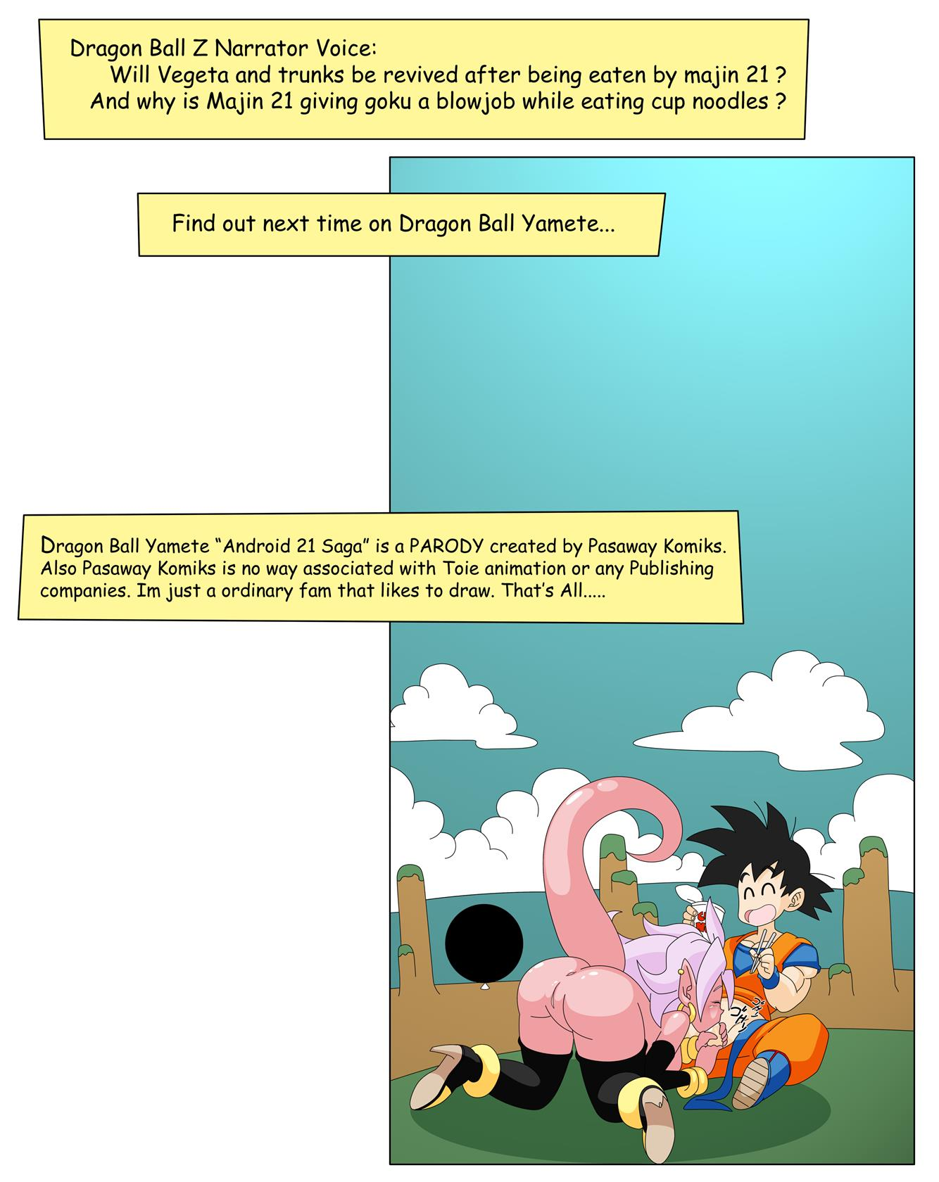 Dragon Ball Yamete: Android 21 Saga [Botbot] - Foto 39