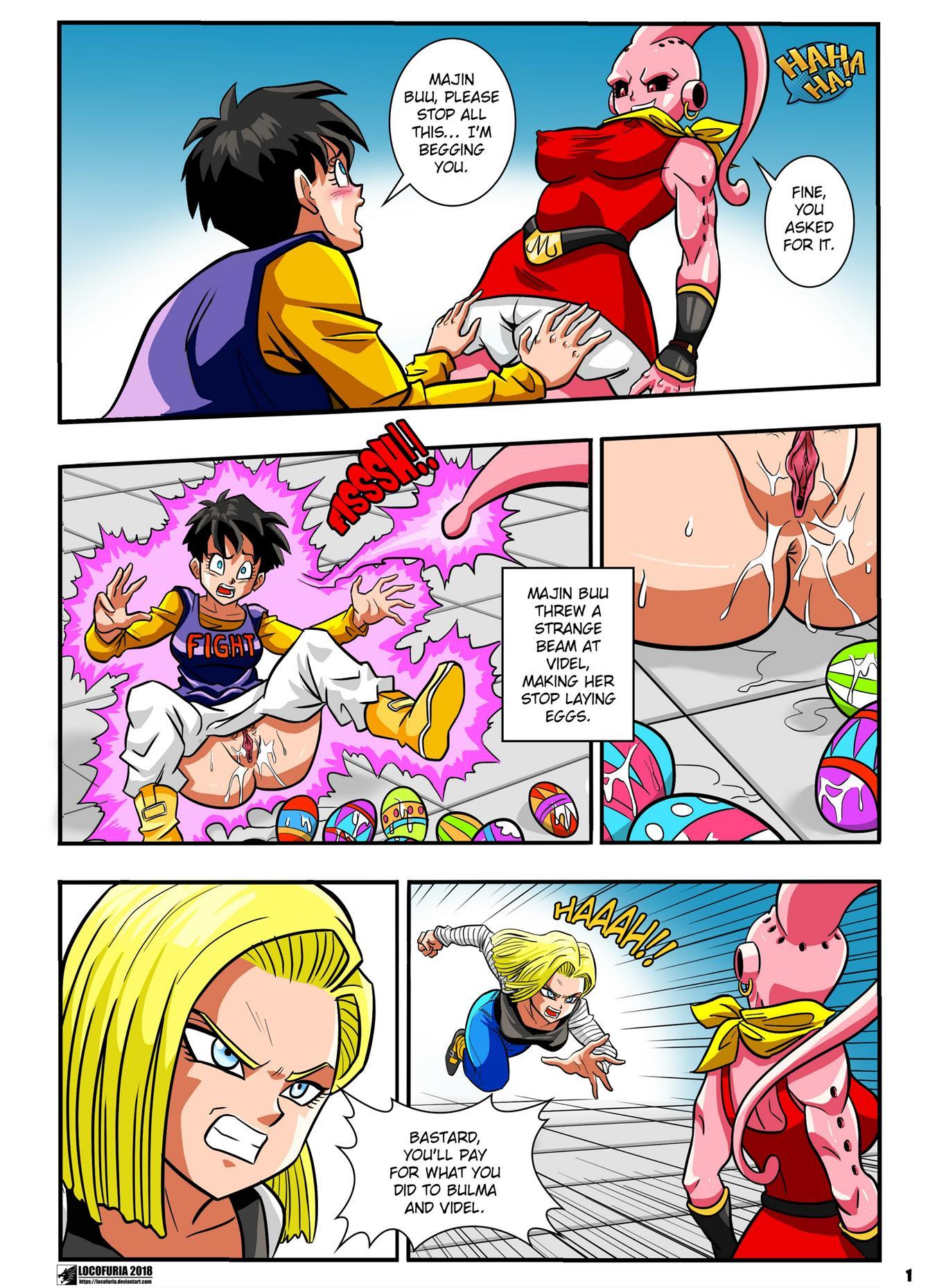 Buu's Bodies 3 (Dragon Ball Z) - Foto 3