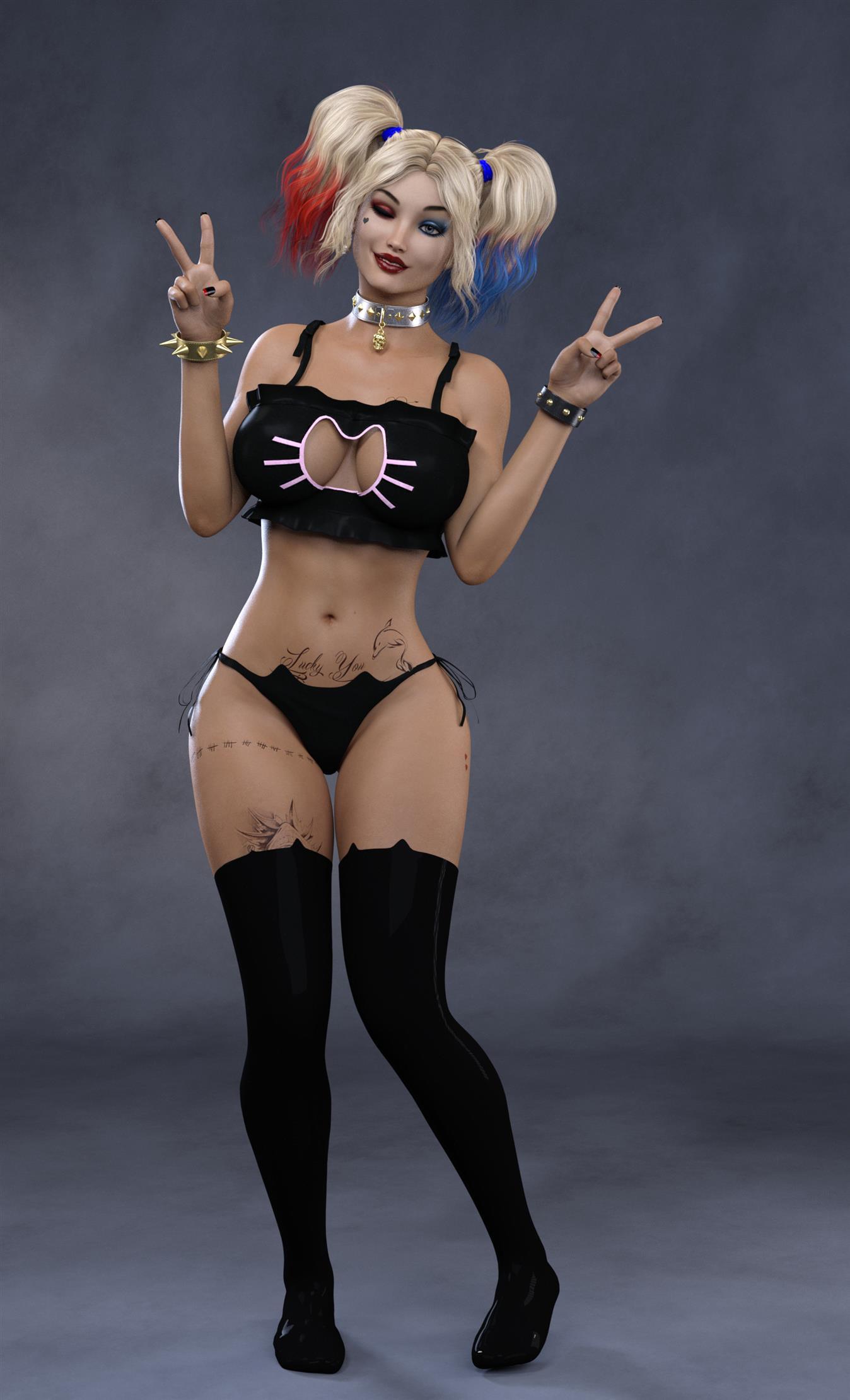 Mad Shota Love (Harley Quinn) - Foto 40