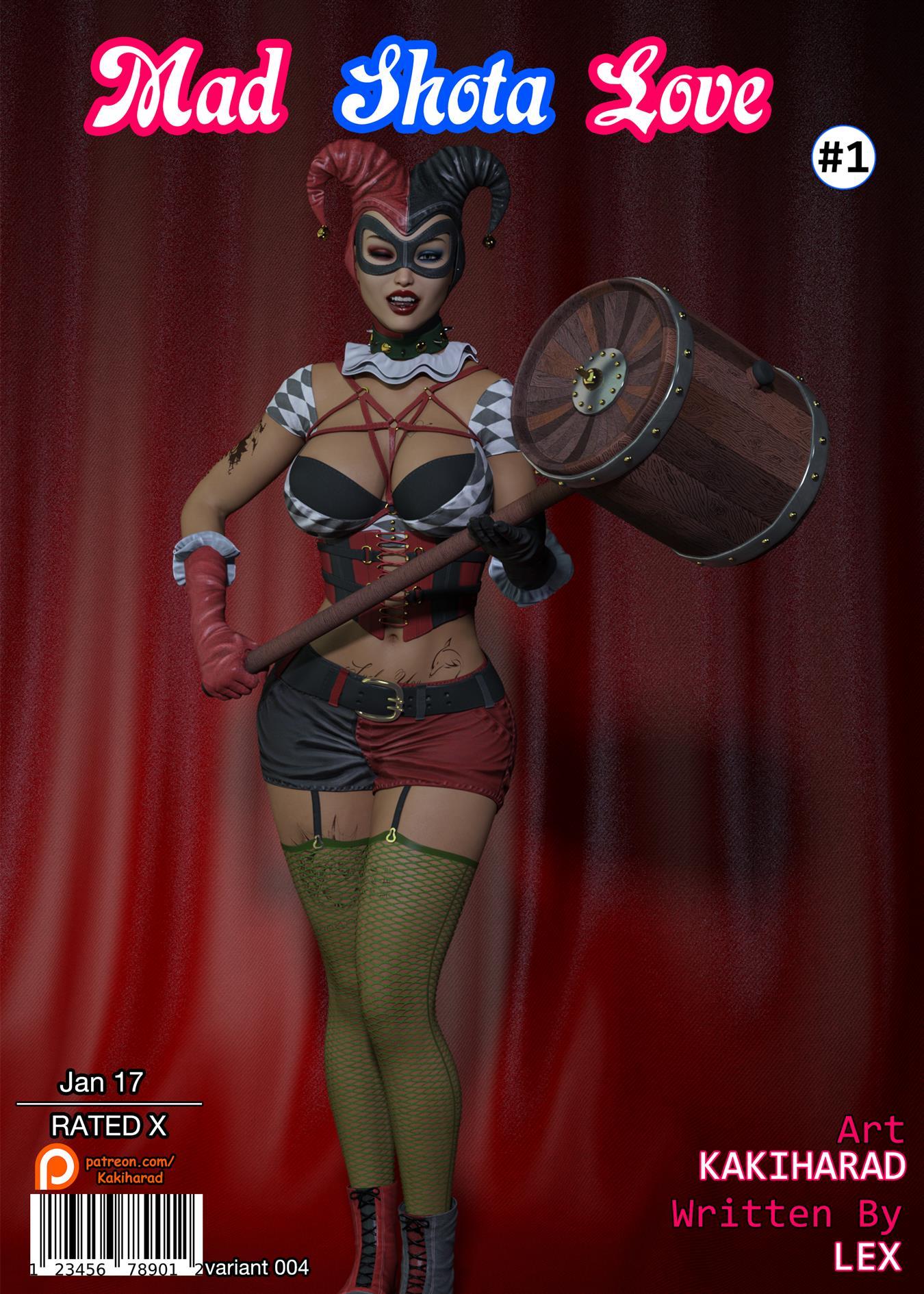 Mad Shota Love (Harley Quinn) - Foto 41
