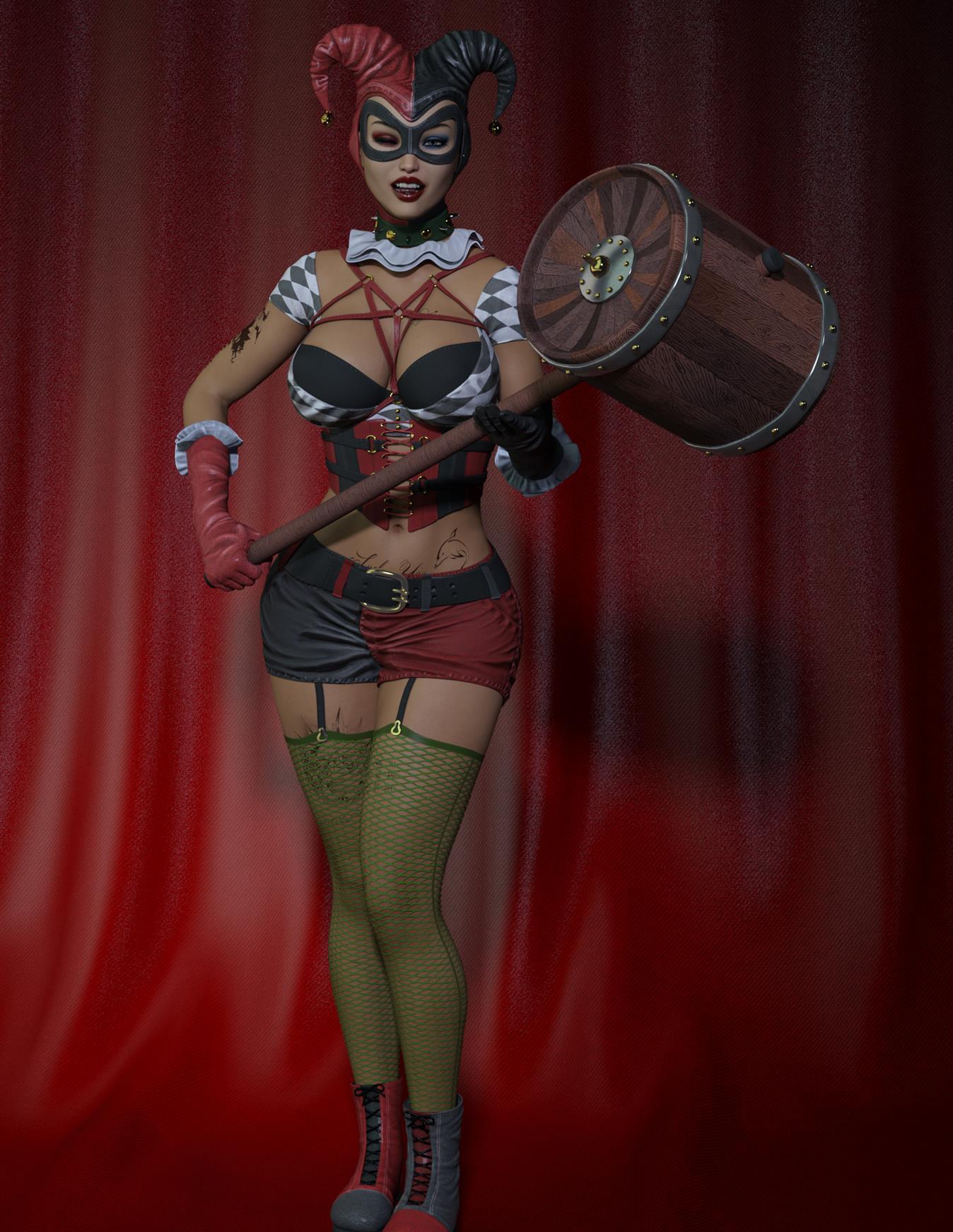 Mad Shota Love (Harley Quinn) - Foto 42