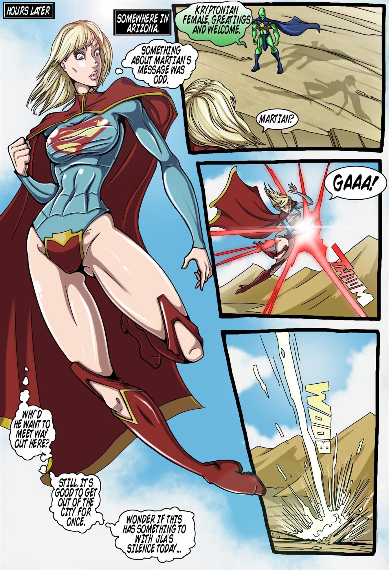 True Injustice (Supergirl) - Foto 19