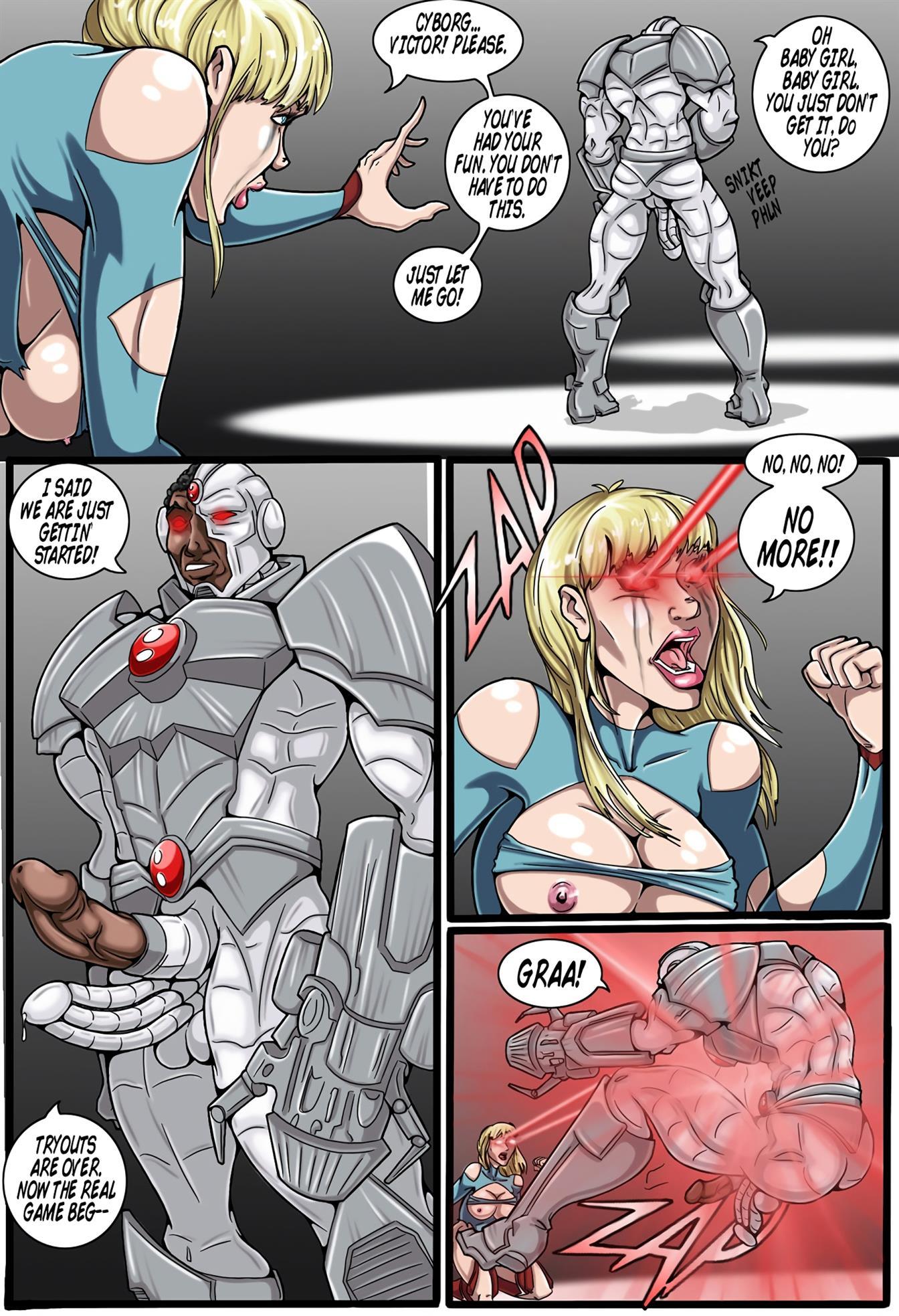 True Injustice (Supergirl) - Foto 36