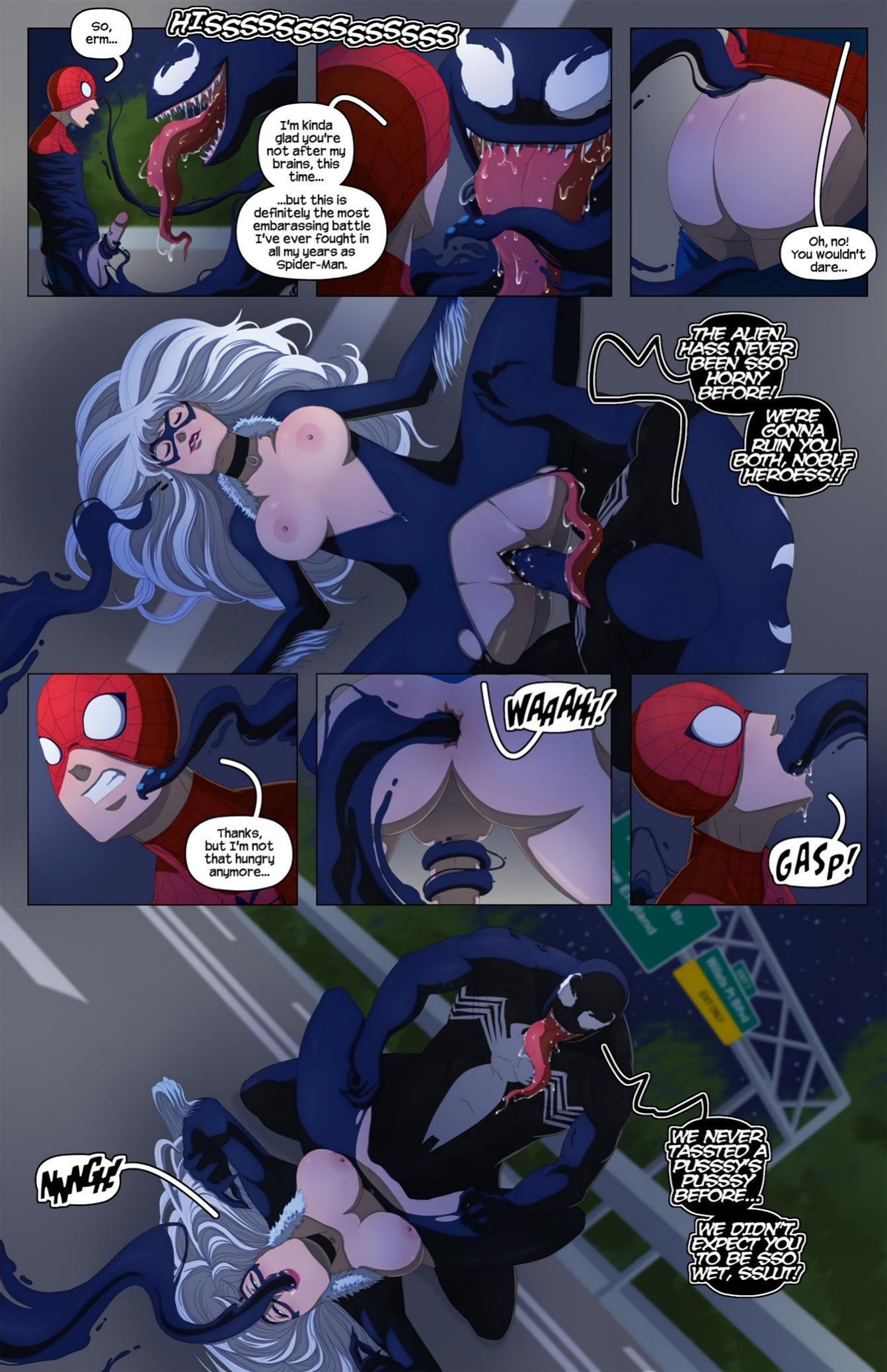 Spidernafil (Spider-Man) [Tracy Scops] - Foto 5