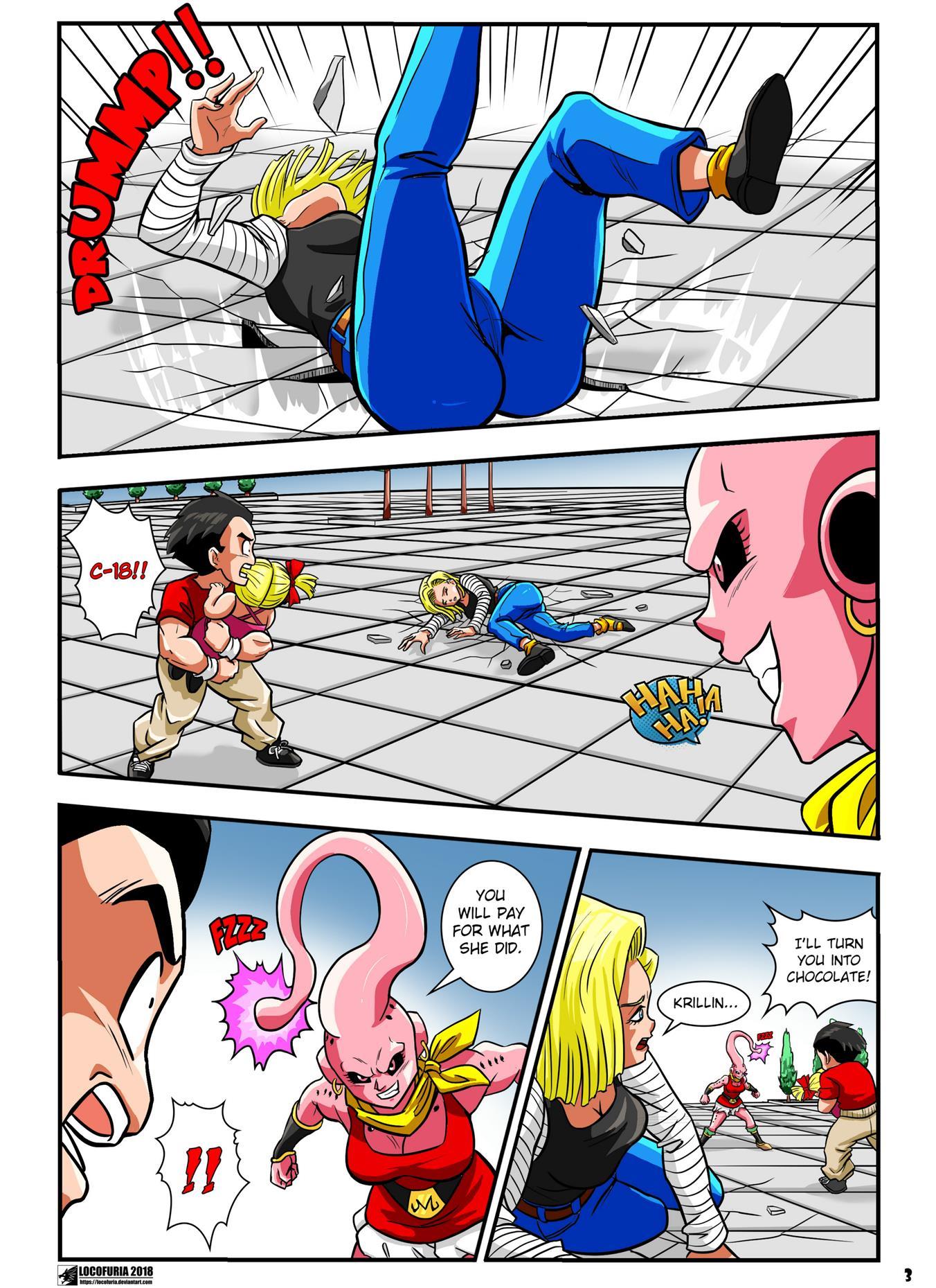 Buu's Bodies 3 (Dragon Ball Z) - Foto 5
