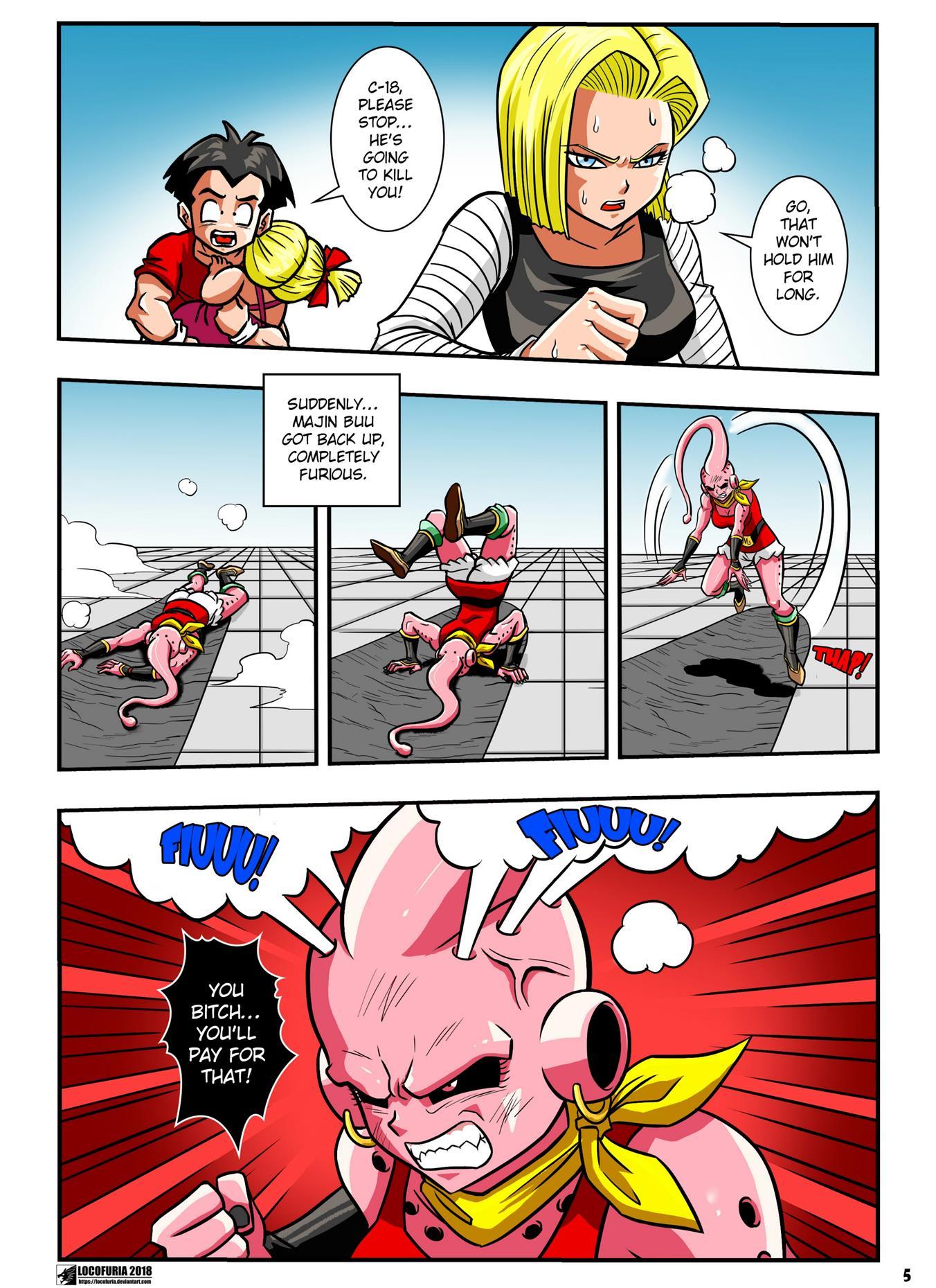 Buu's Bodies 3 (Dragon Ball Z) - Foto 7