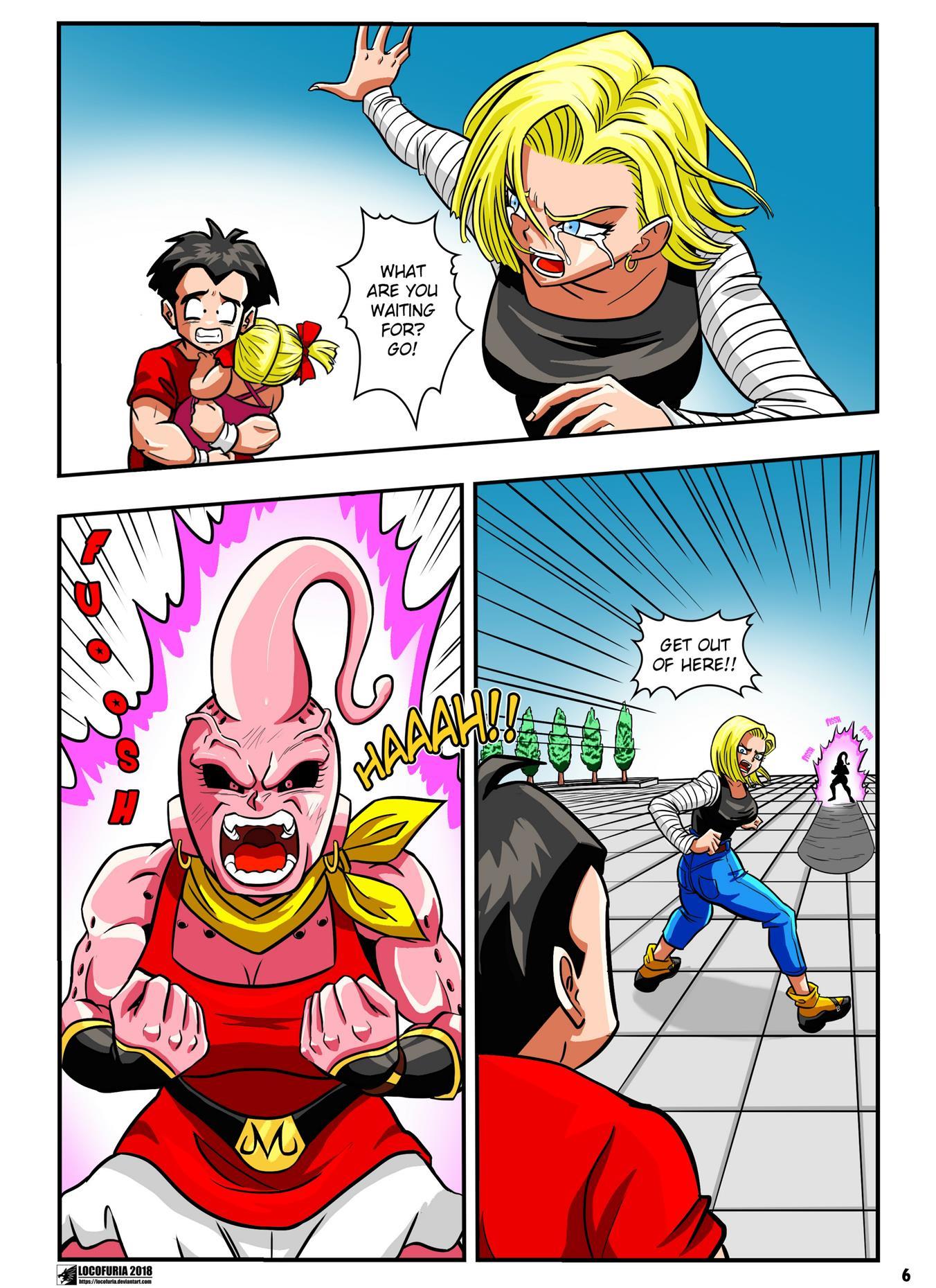 Buu's Bodies 3 (Dragon Ball Z) - Foto 8