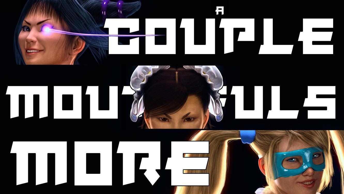 A Couple Mouthfuls More [SquarePeg3D] - Foto 1