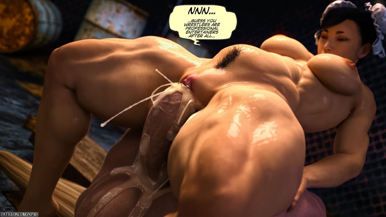 A Couple Mouthfuls More [SquarePeg3D] - Foto 32