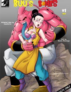 Buu's Bodies 1 (Dragon Ball Z)