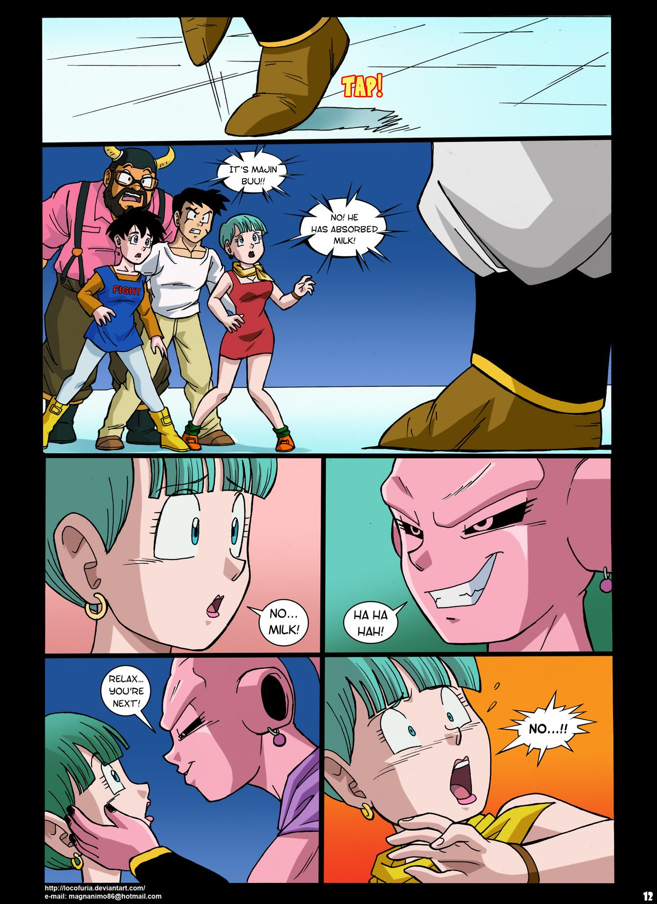 Buu's Bodies 1 (Dragon Ball Z) - Foto 14