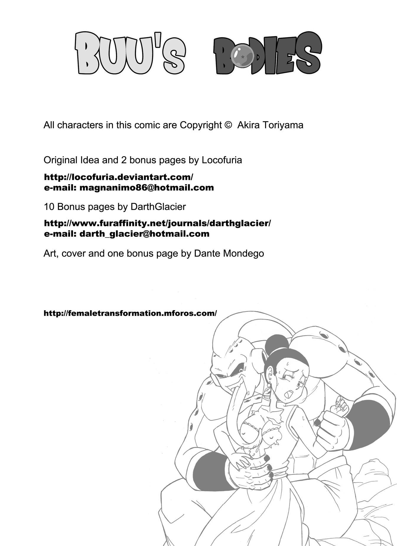 Buu's Bodies 1 (Dragon Ball Z) - Foto 2