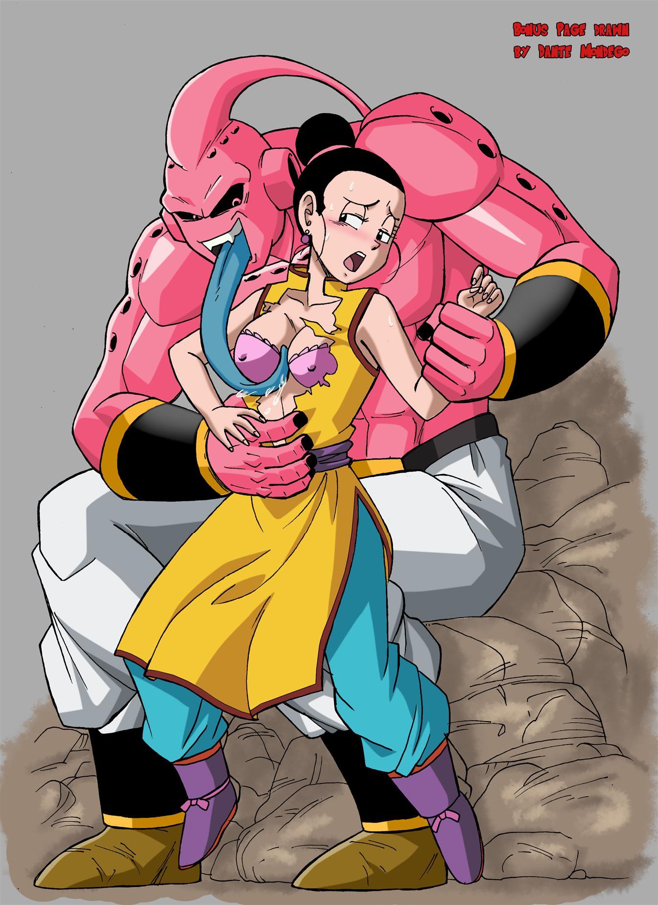 Buu's Bodies 1 (Dragon Ball Z) - Foto 25