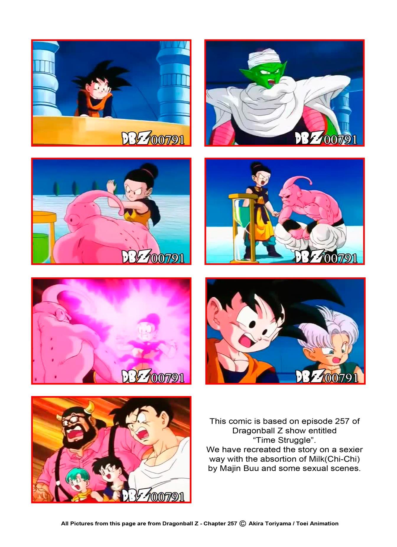 Buu's Bodies 1 (Dragon Ball Z) - Foto 28