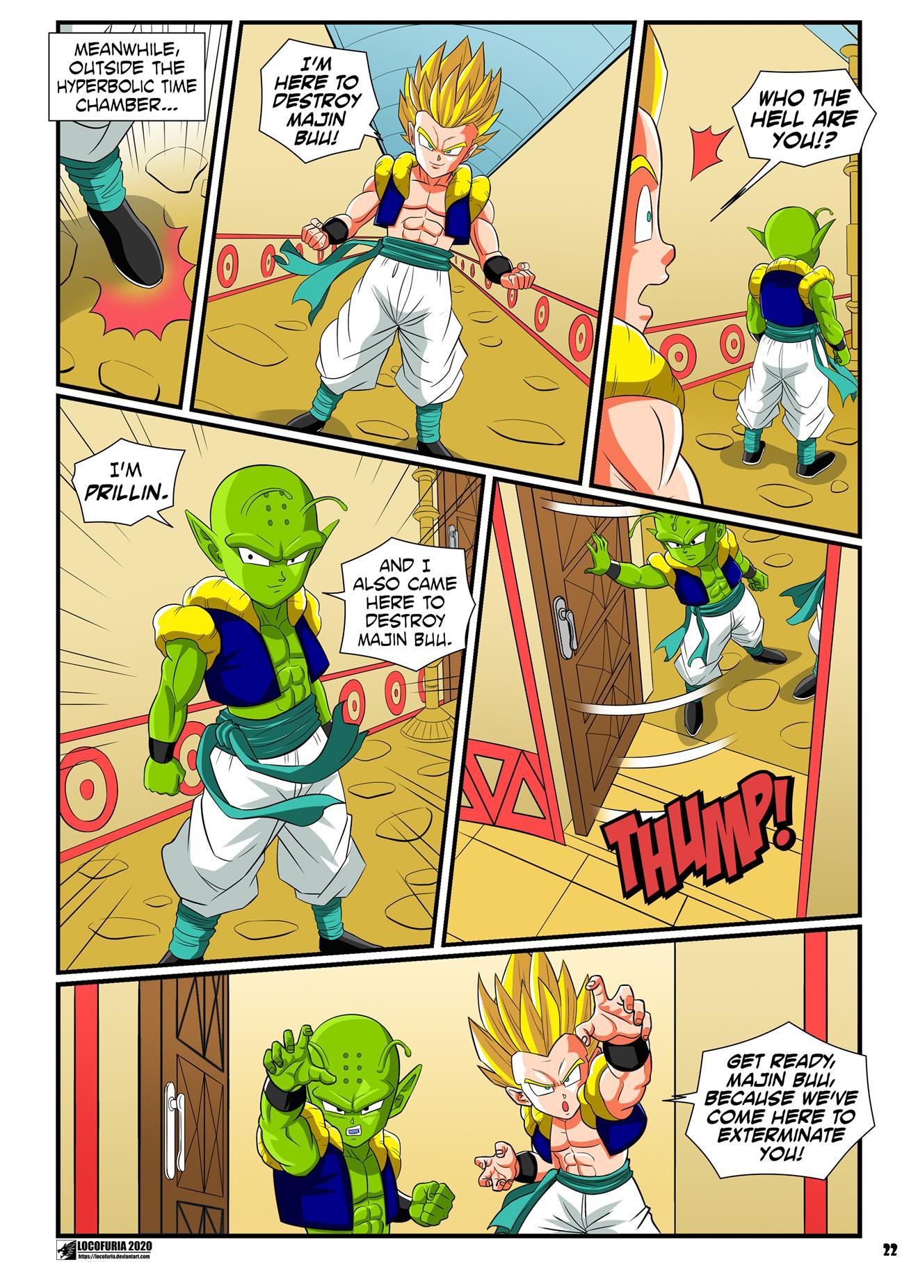 Buu's Bodies 5 - Final A (Dragon Ball Z) - Foto 24