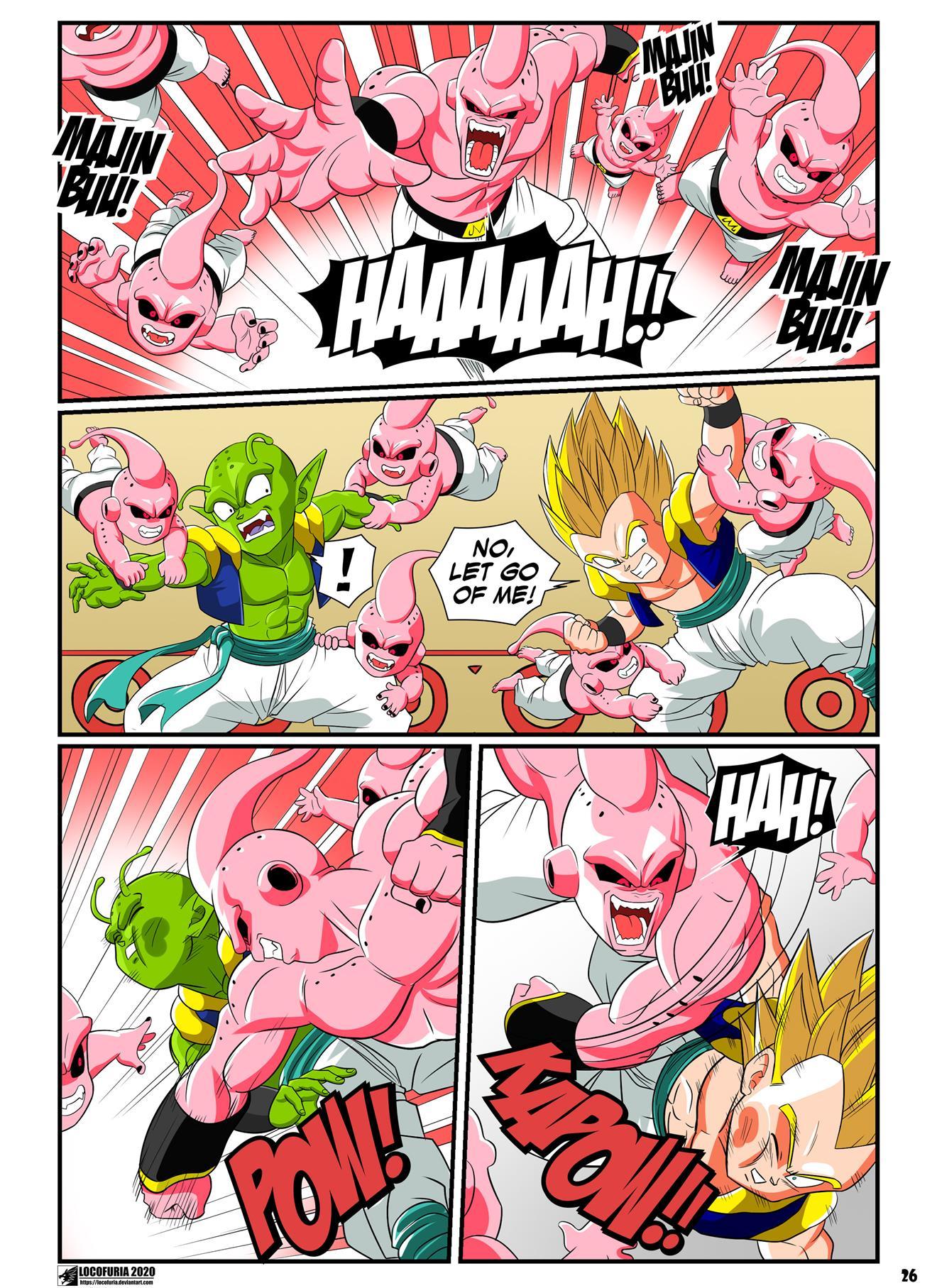 Buu's Bodies 5 - Final A (Dragon Ball Z) - Foto 28