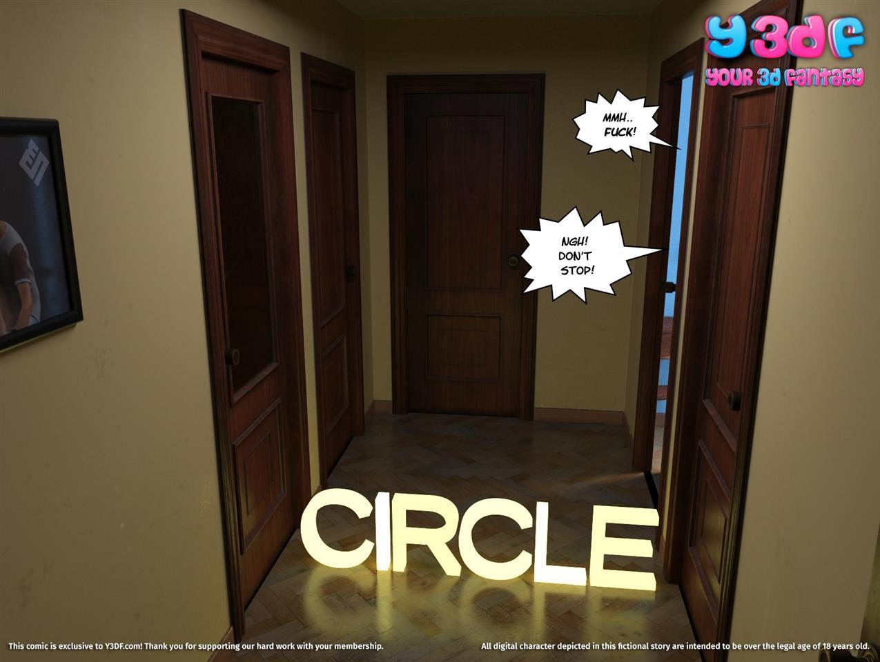 Circle [Y3DF] - Foto 1
