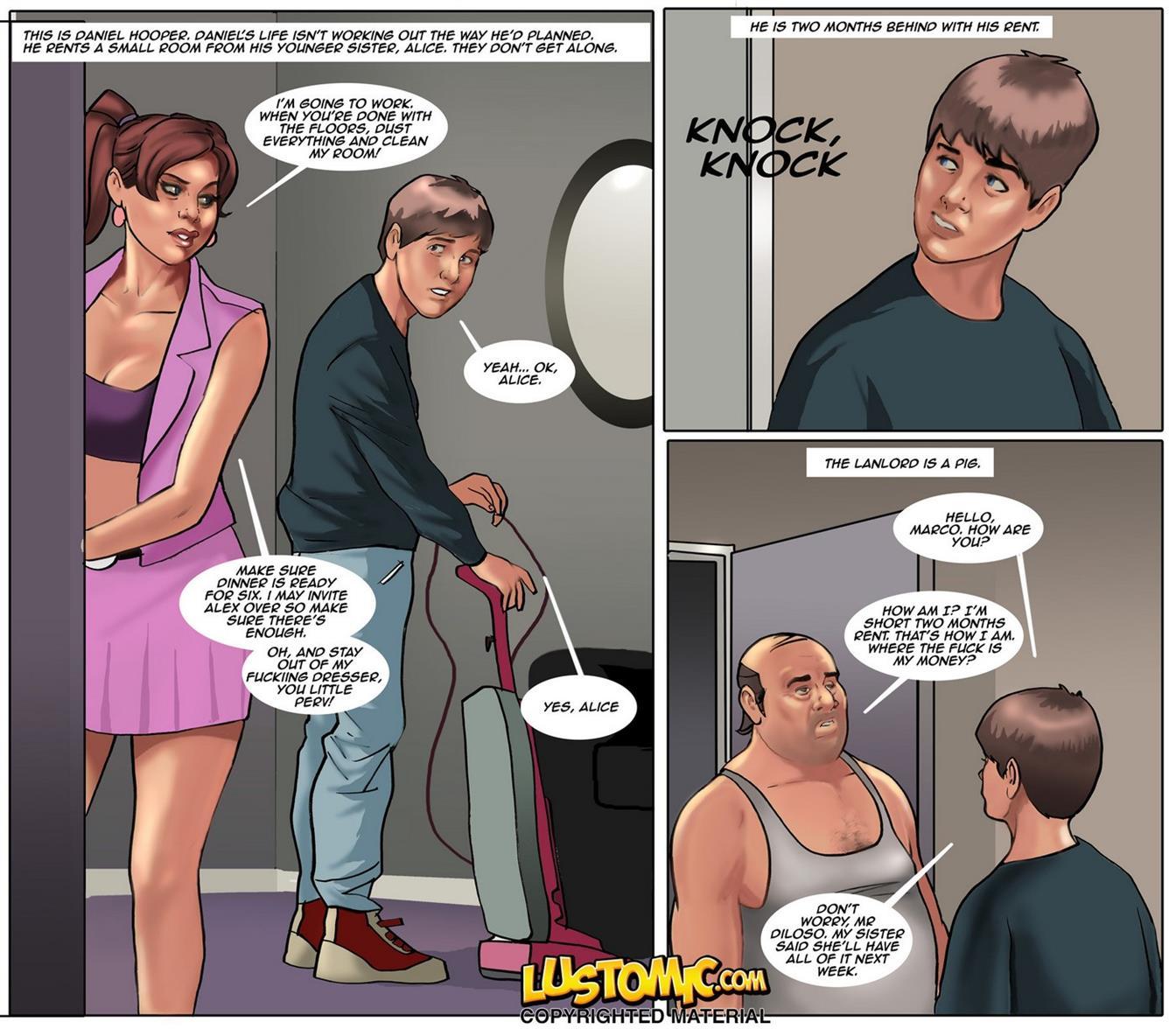 Daniel's Big Break [Lustomic] - Foto 1