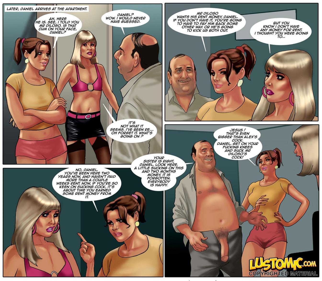 Daniel's Big Break [Lustomic] - Foto 16