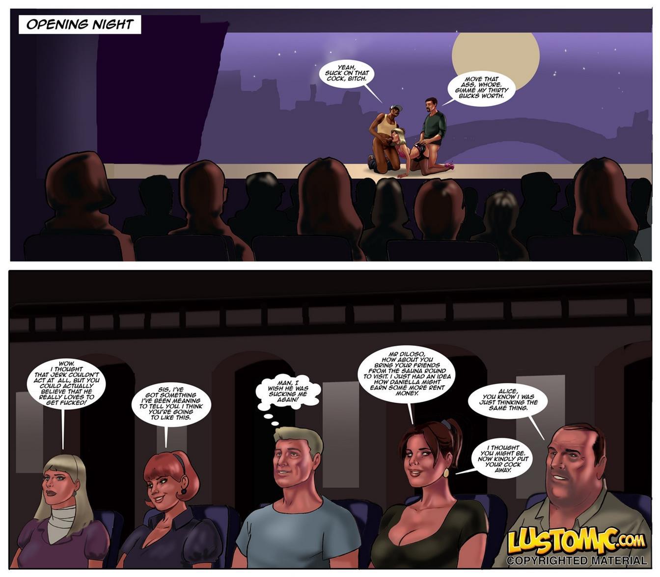 Daniel's Big Break [Lustomic] - Foto 20