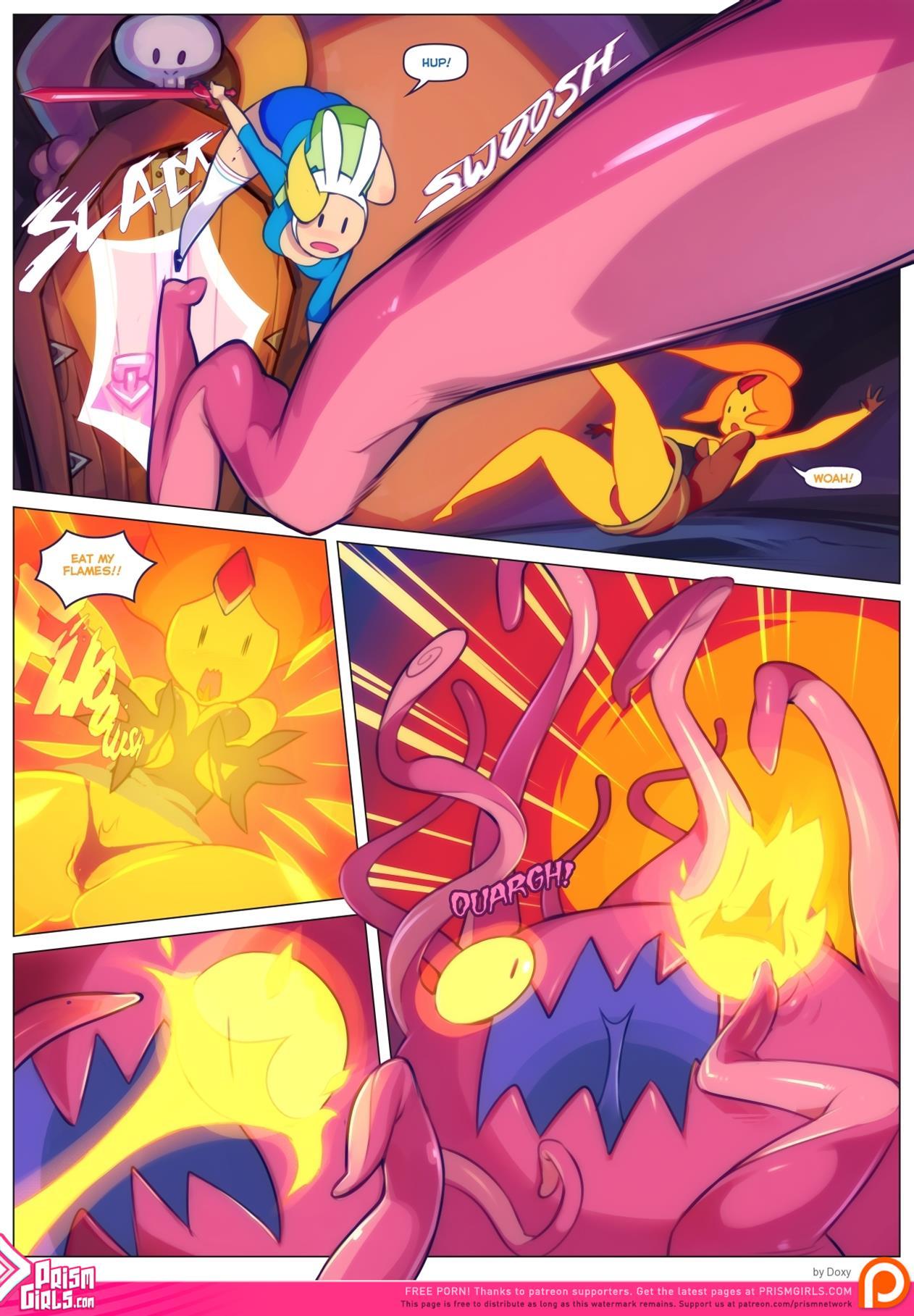 Inner Fire (Adventure Time) [Prism Girls] - Foto 4
