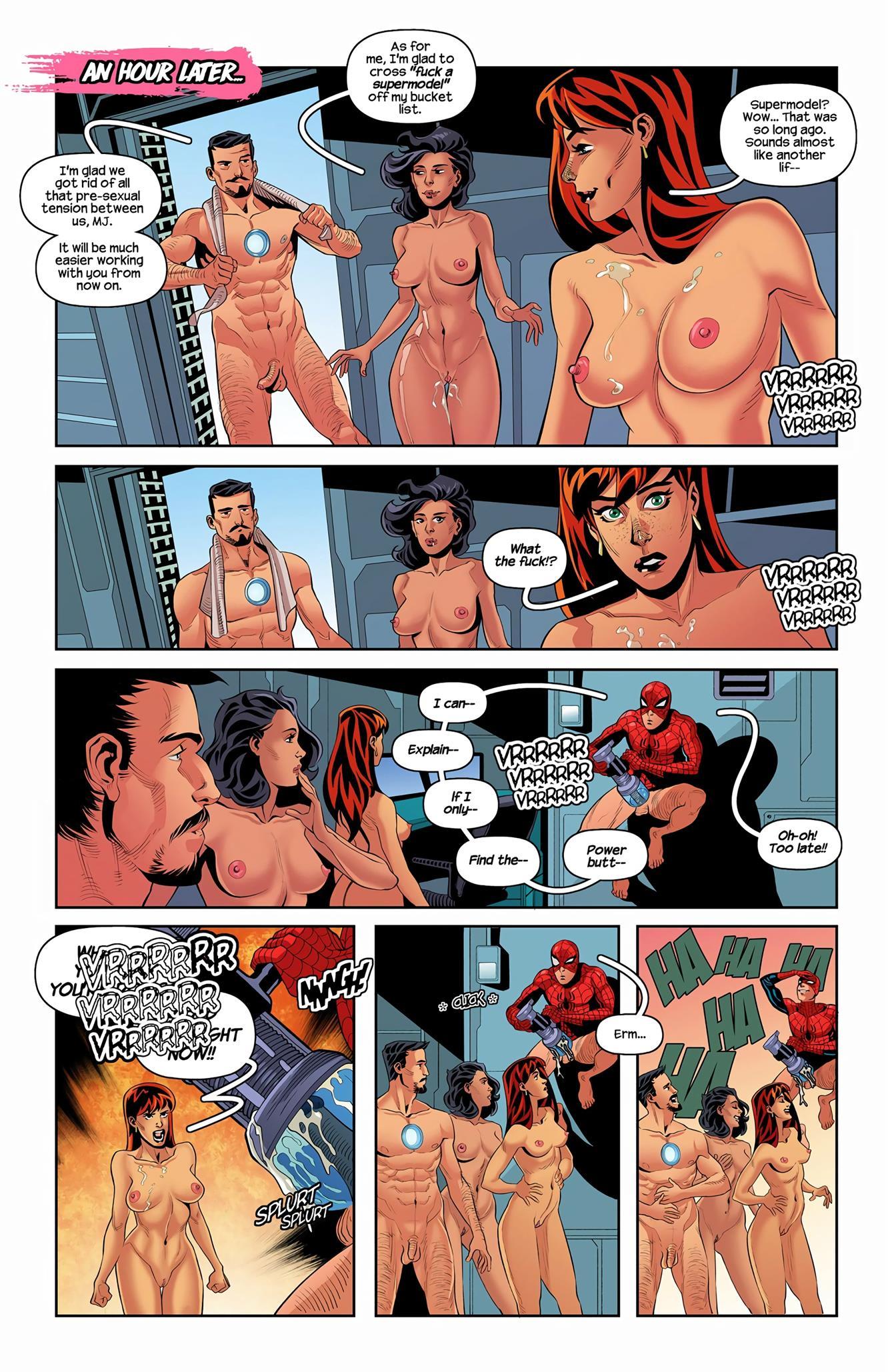 Invincible Iron Spider (Spider-Man) [Tracy Scops] - Foto 7