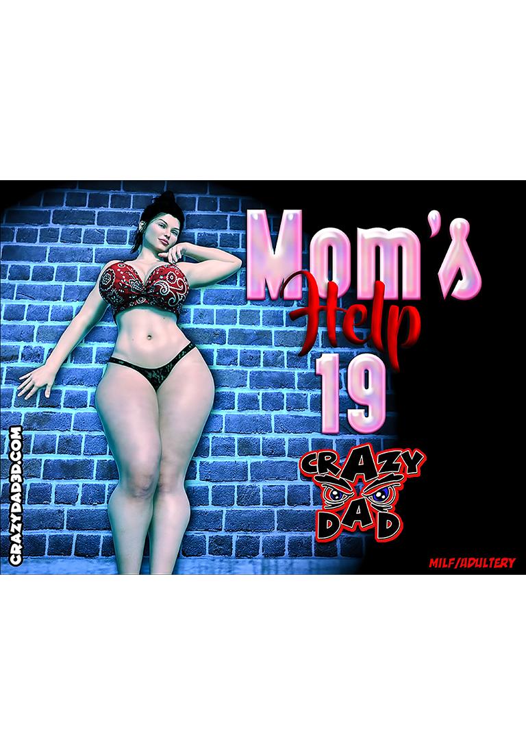 Mom's Help 19 [Crazy Dad 3D]