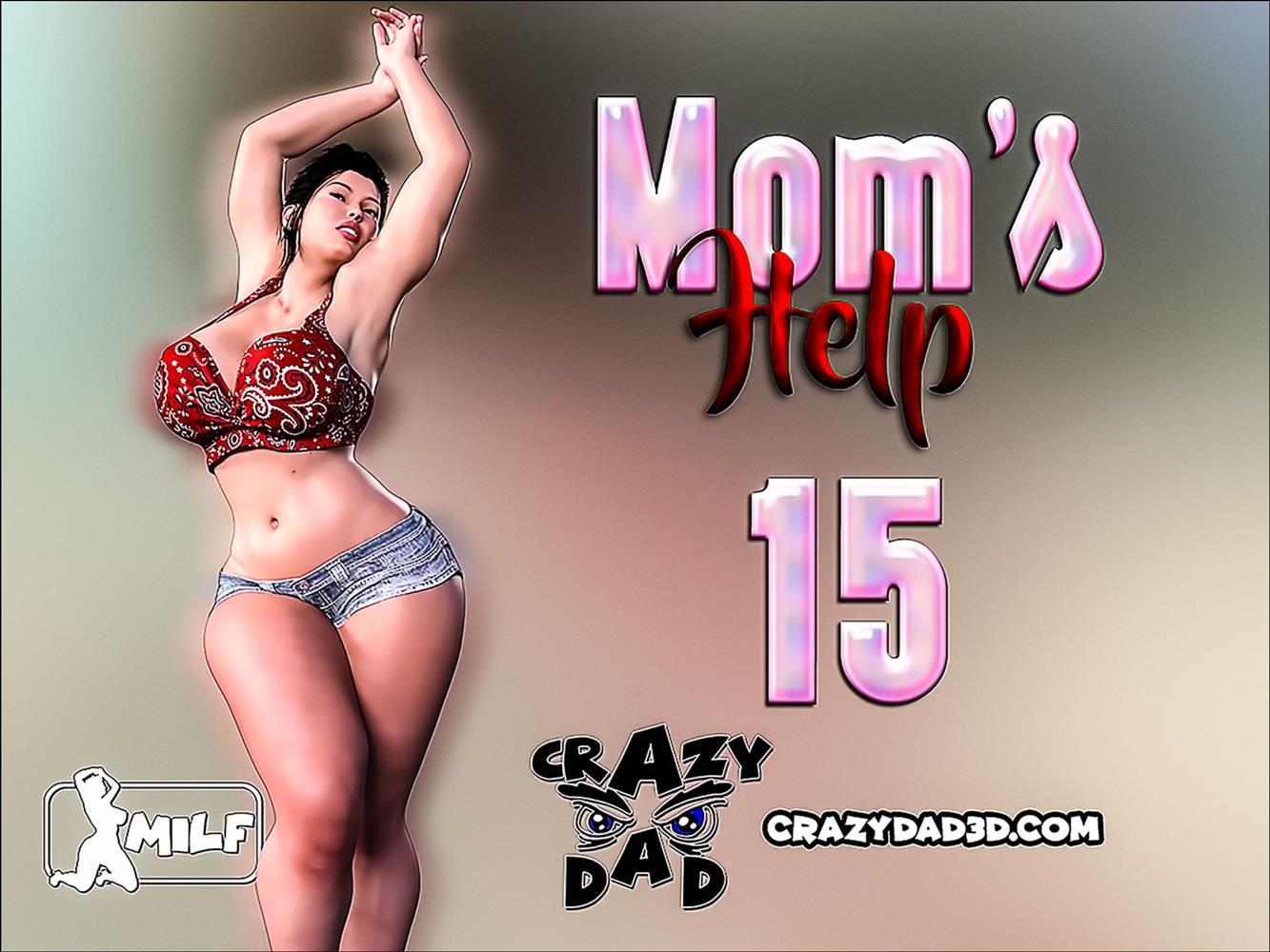 Mom's Help 15 [Crazy Dad 3D] - Foto 1