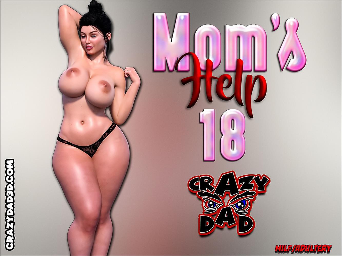 Mom's Help 18 [Crazy Dad 3D] - Foto 1