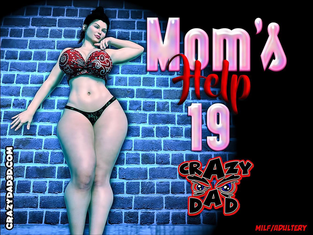 Mom's Help 19 [Crazy Dad 3D] - Foto 1