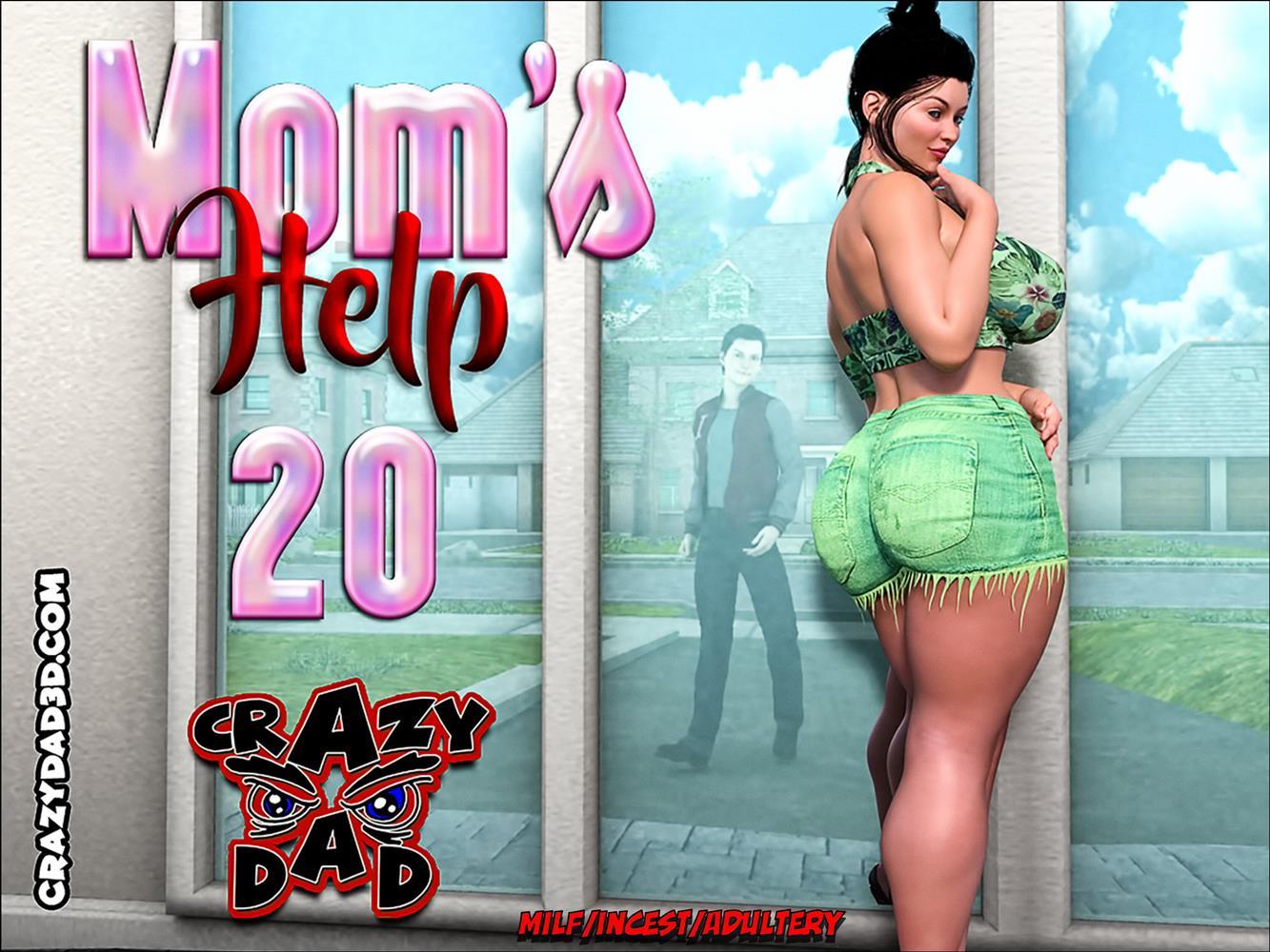 Mom's Help 20 [Crazy Dad 3D] - Foto 1