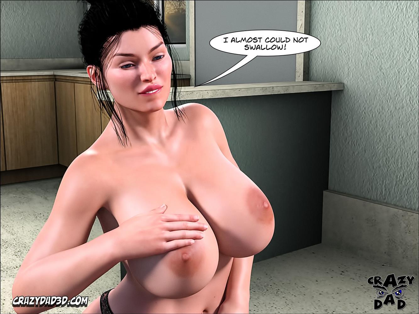 Mom's Help 15 [Crazy Dad 3D] - Foto 4