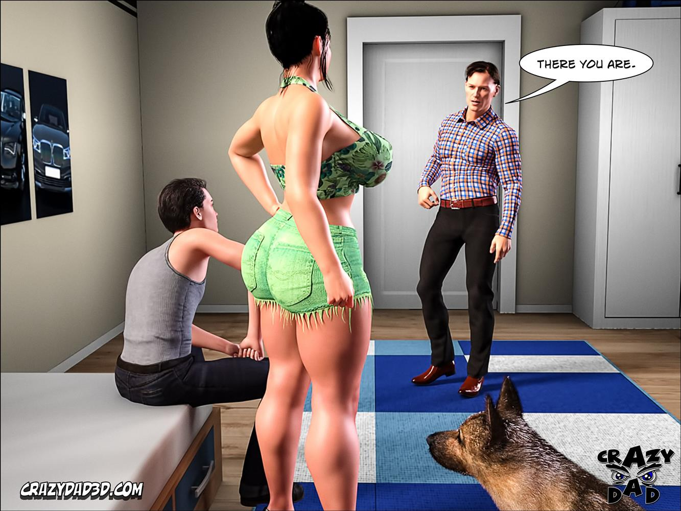 Mom's Help 21 [Crazy Dad 3D] - Foto 5