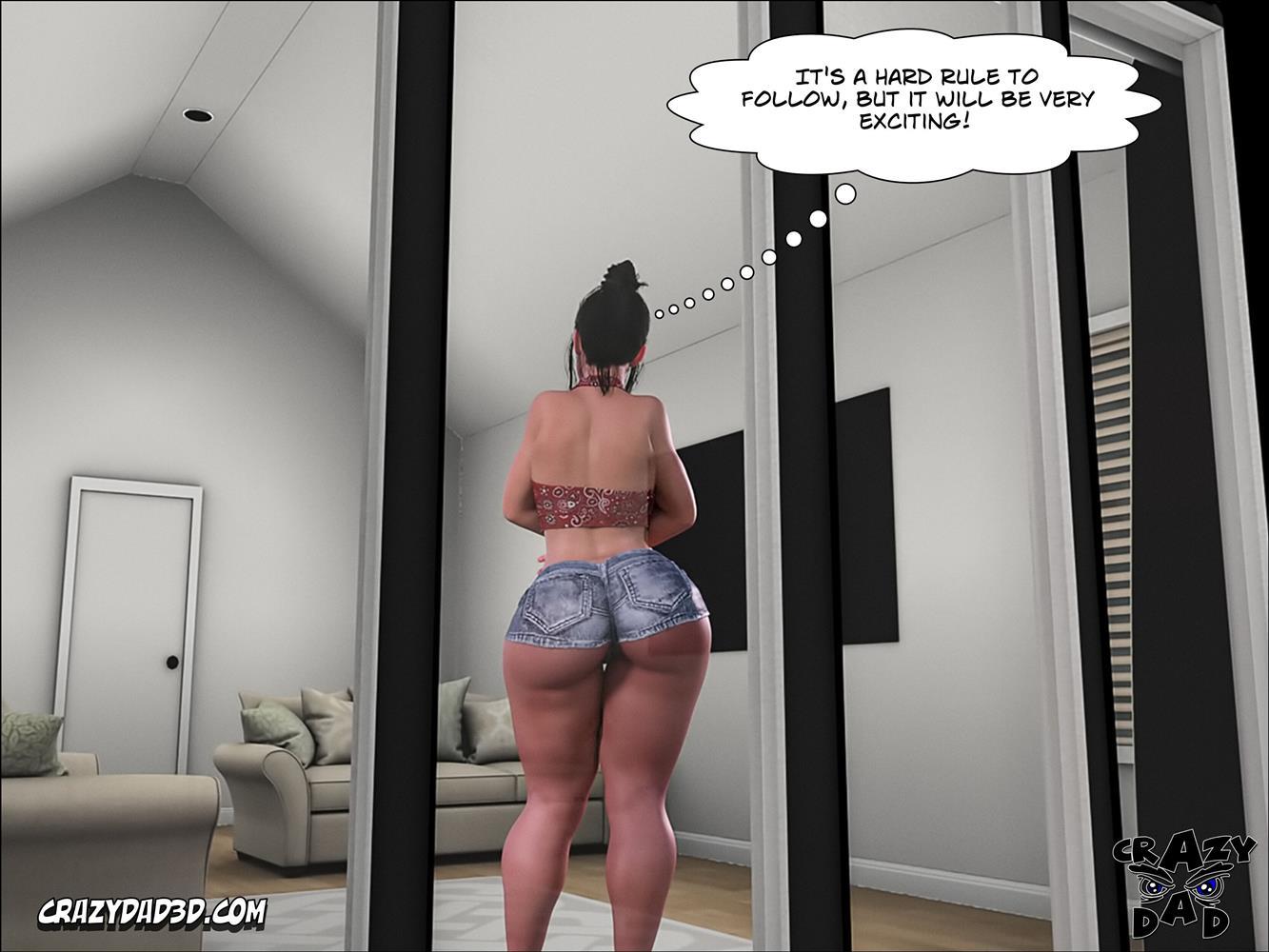 Mom's Help 16 [Crazy Dad 3D] - Foto 6