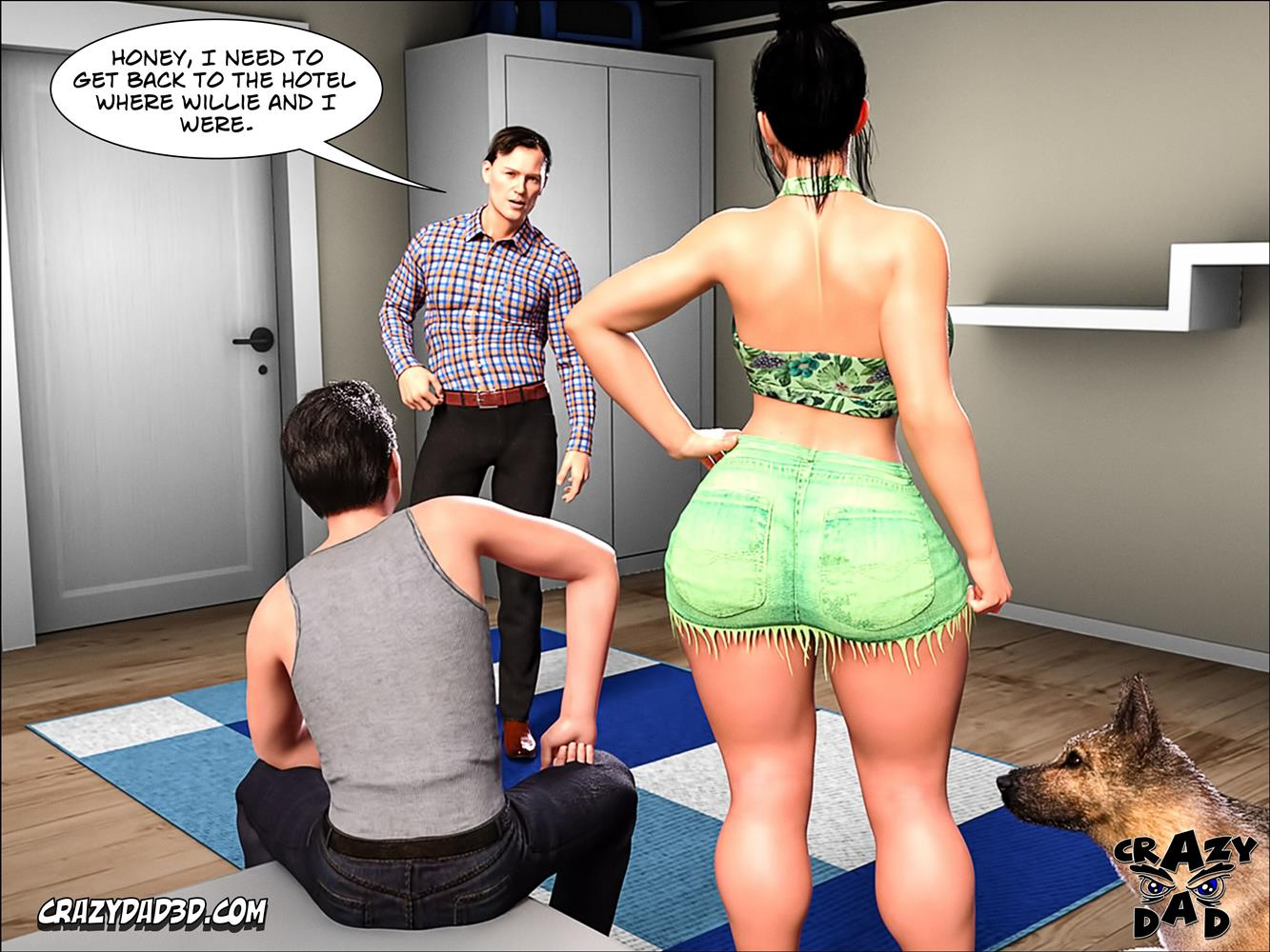 Mom's Help 21 [Crazy Dad 3D] - Foto 6