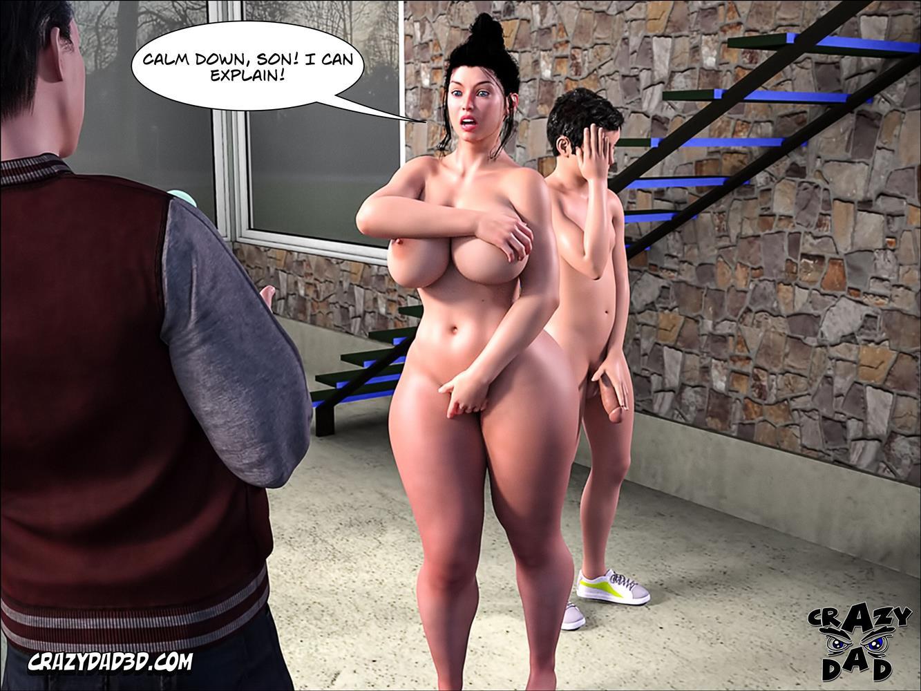 Mom's Help 15 [Crazy Dad 3D] - Foto 39