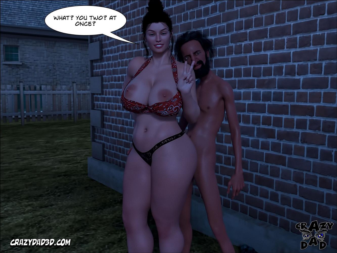 Mom's Help 19 [Crazy Dad 3D] - Foto 41
